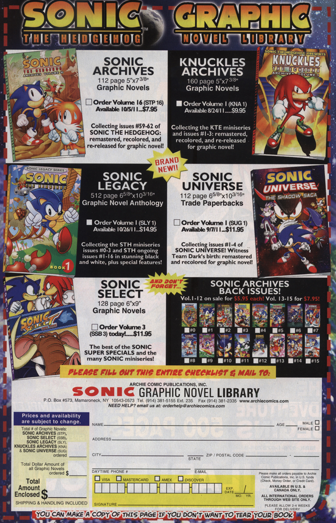 Read online Sonic Universe comic -  Issue #33 - 26