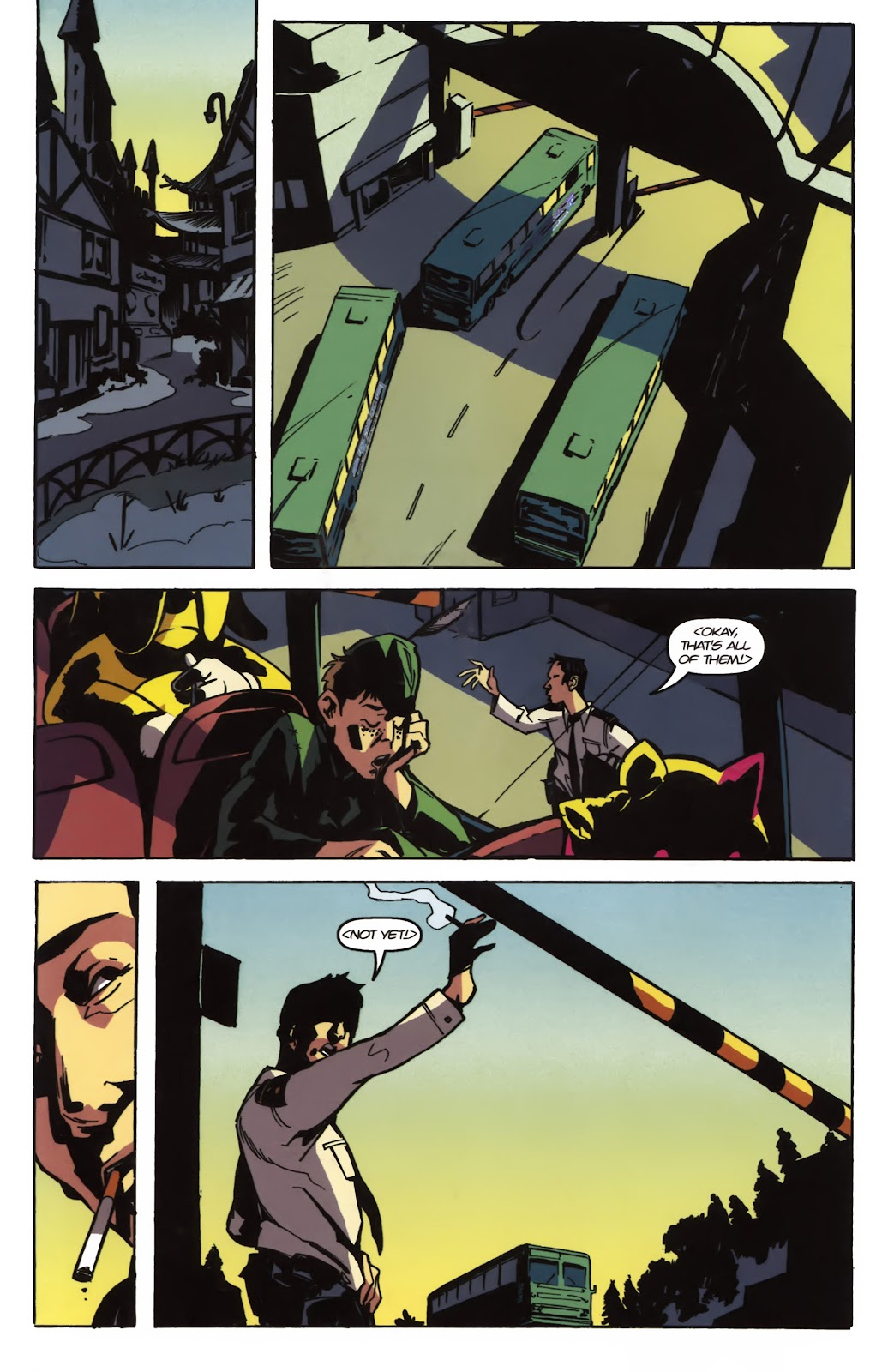 Read online Ricky Rouse Has A Gun comic -  Issue # TPB (Part 1) - 68