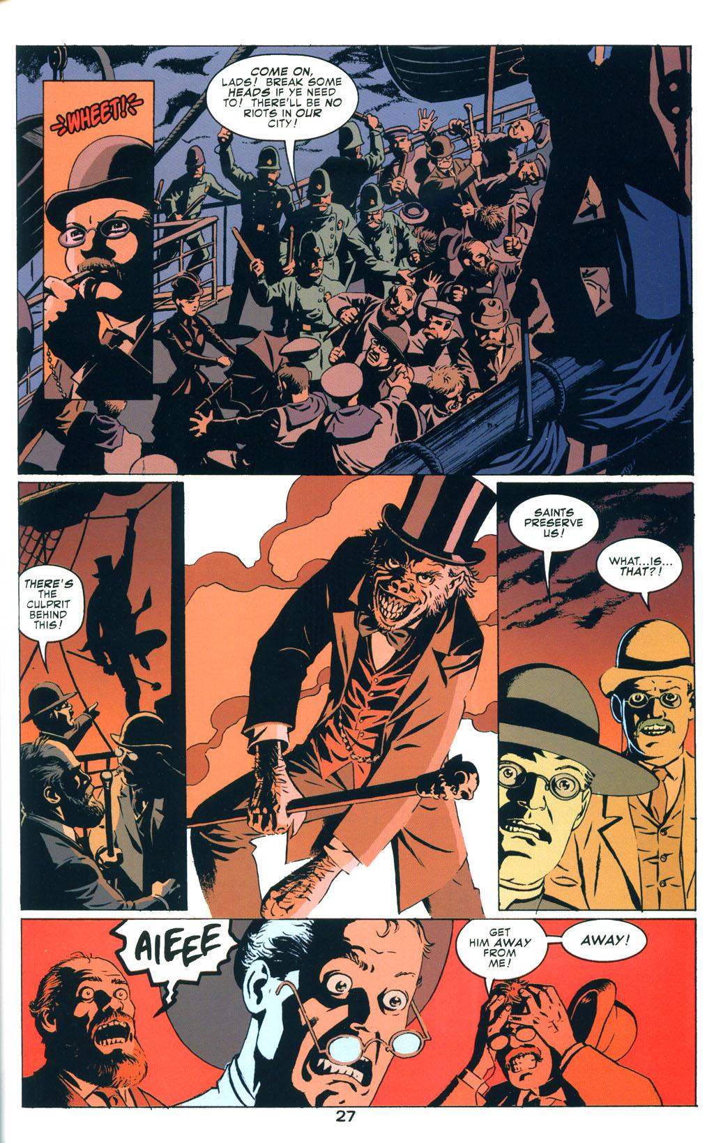 Read online Batman: Detective #27 comic -  Issue #27 TPB - 33