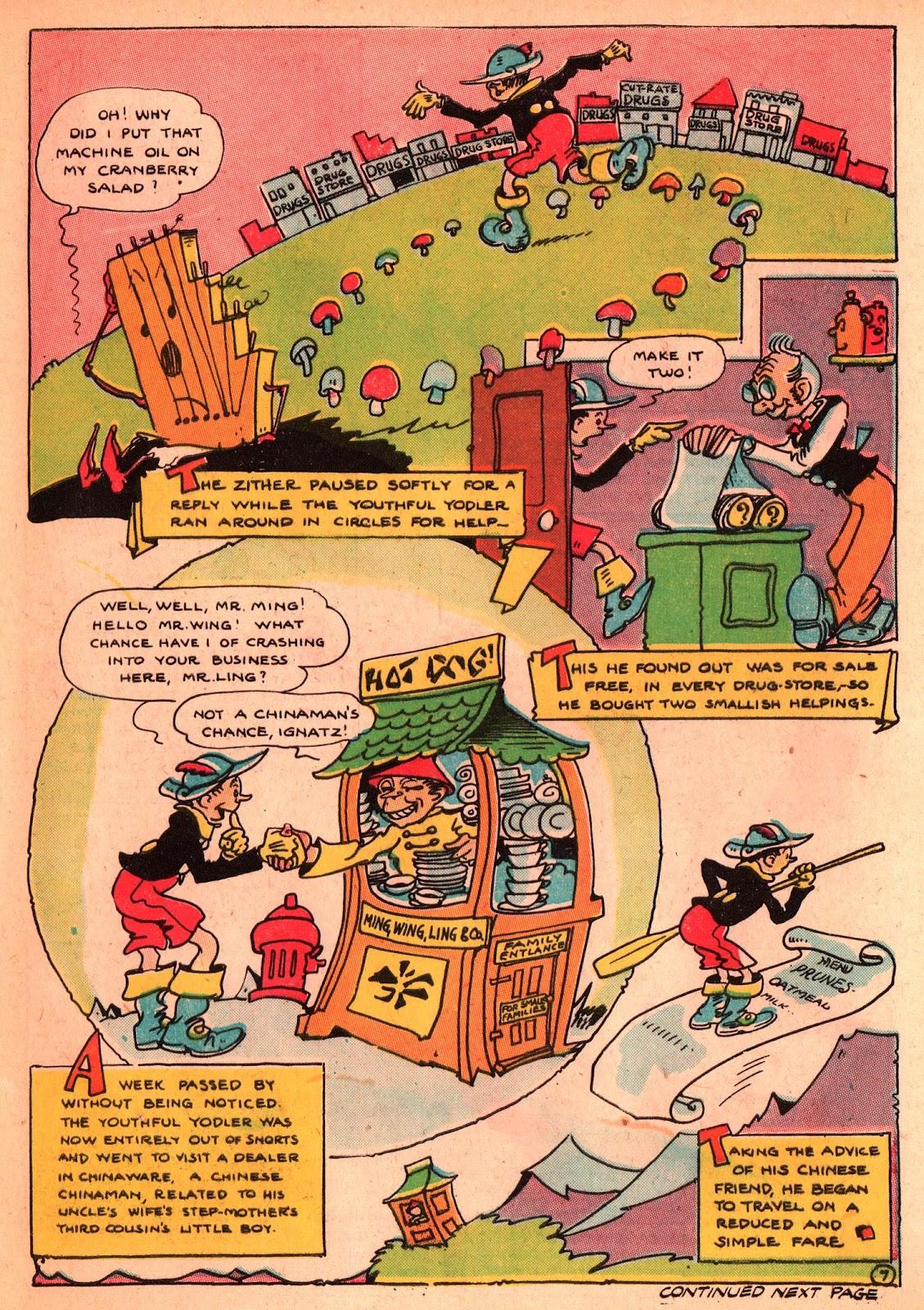Jingle Jangle Comics issue 2 - Page 9
