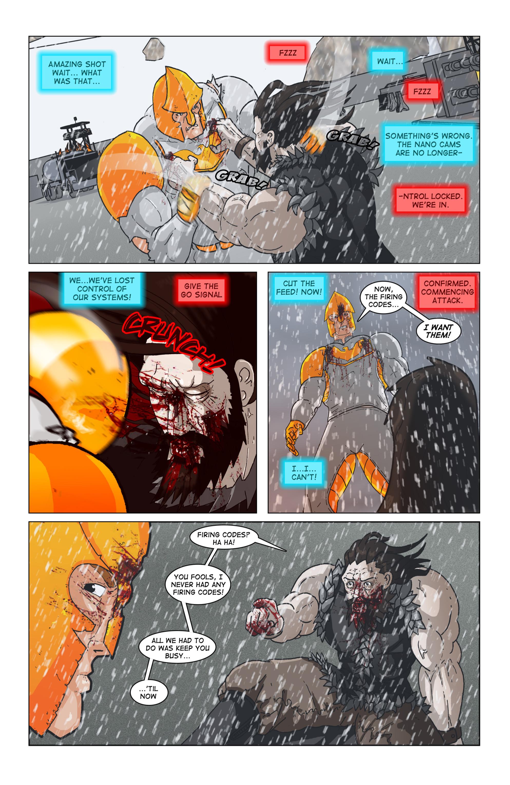 Read online Vanguard (2015) comic -  Issue #3 - 25