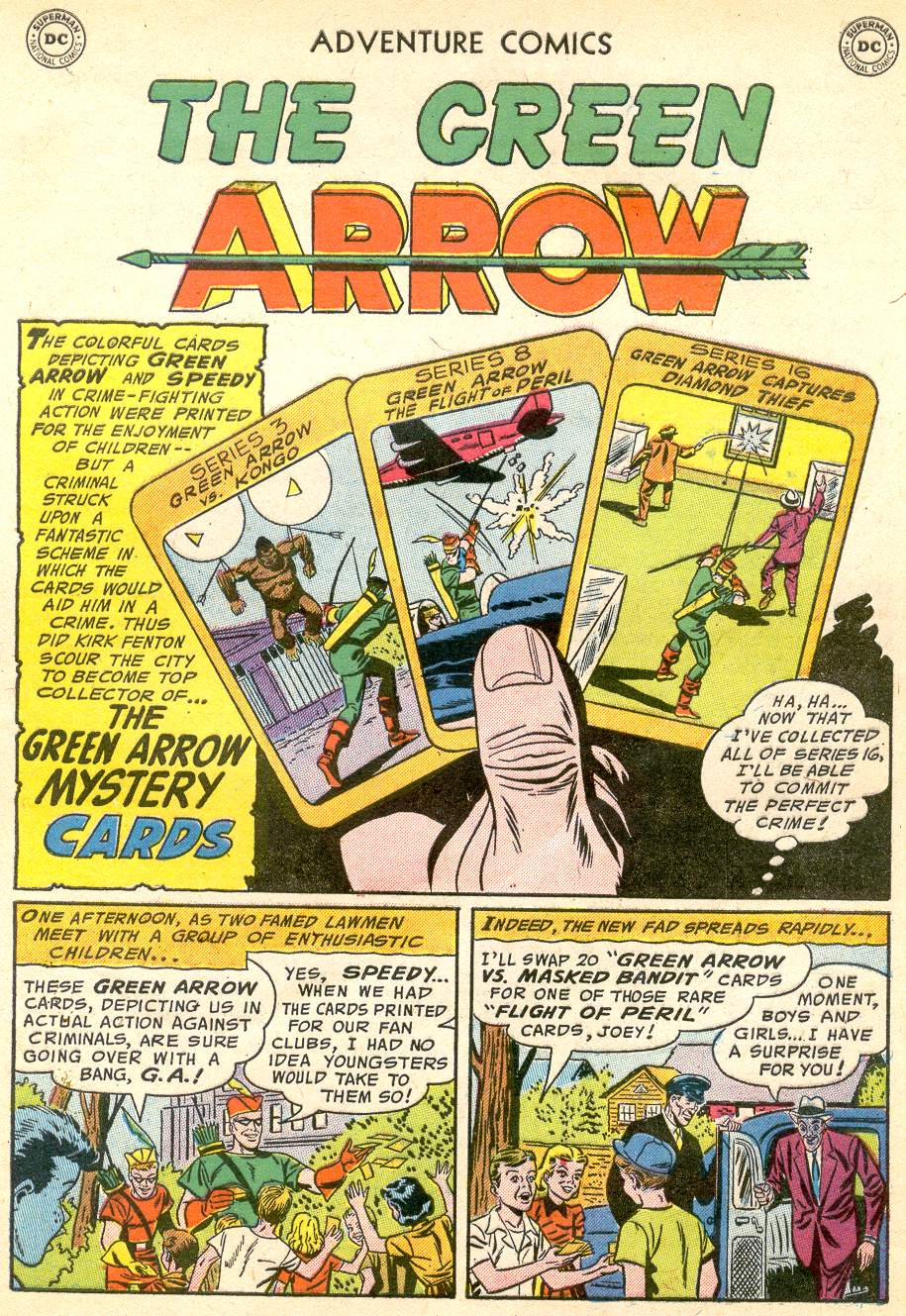 Read online Adventure Comics (1938) comic -  Issue #227 - 27