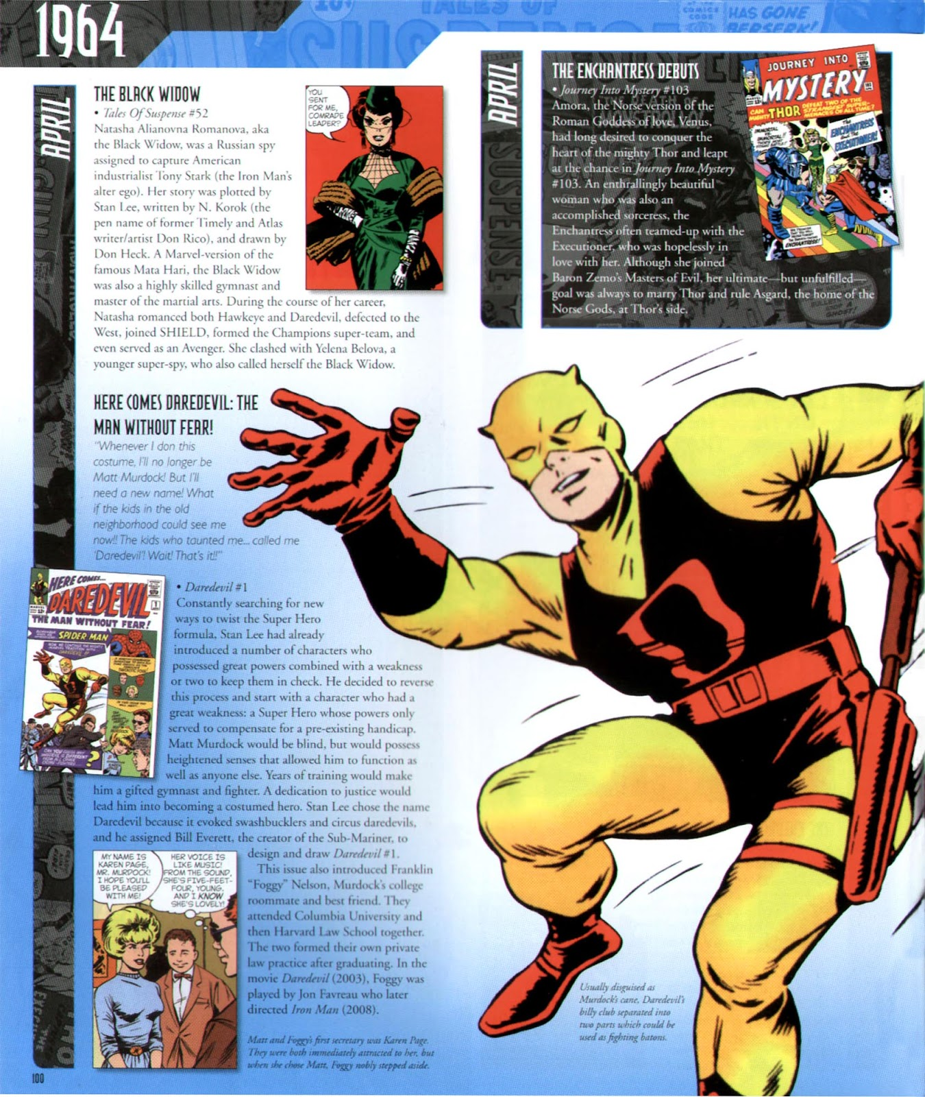 Read online Marvel Chronicle comic -  Issue # TPB (Part 2) - 1