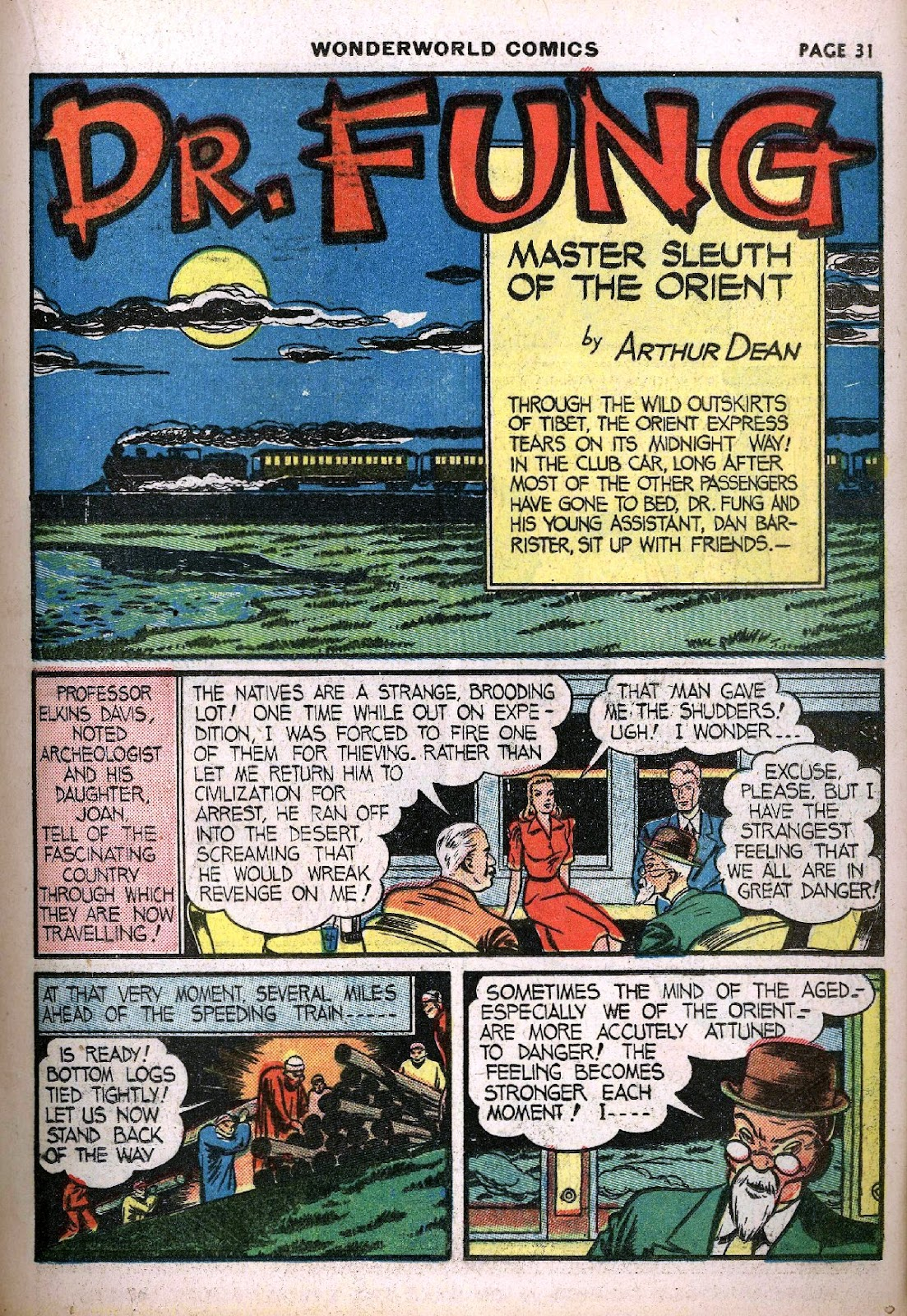 Wonderworld Comics issue 14 - Page 33