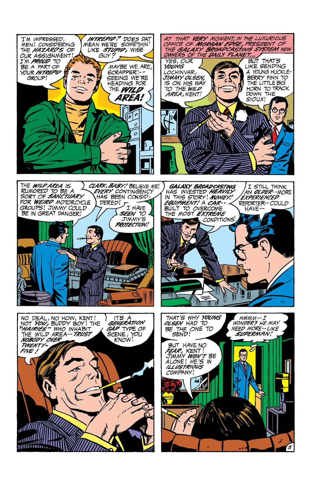 Read online Superman's Pal, Jimmy Olsen by Jack Kirby comic -  Issue # TPB (Part 1) - 13