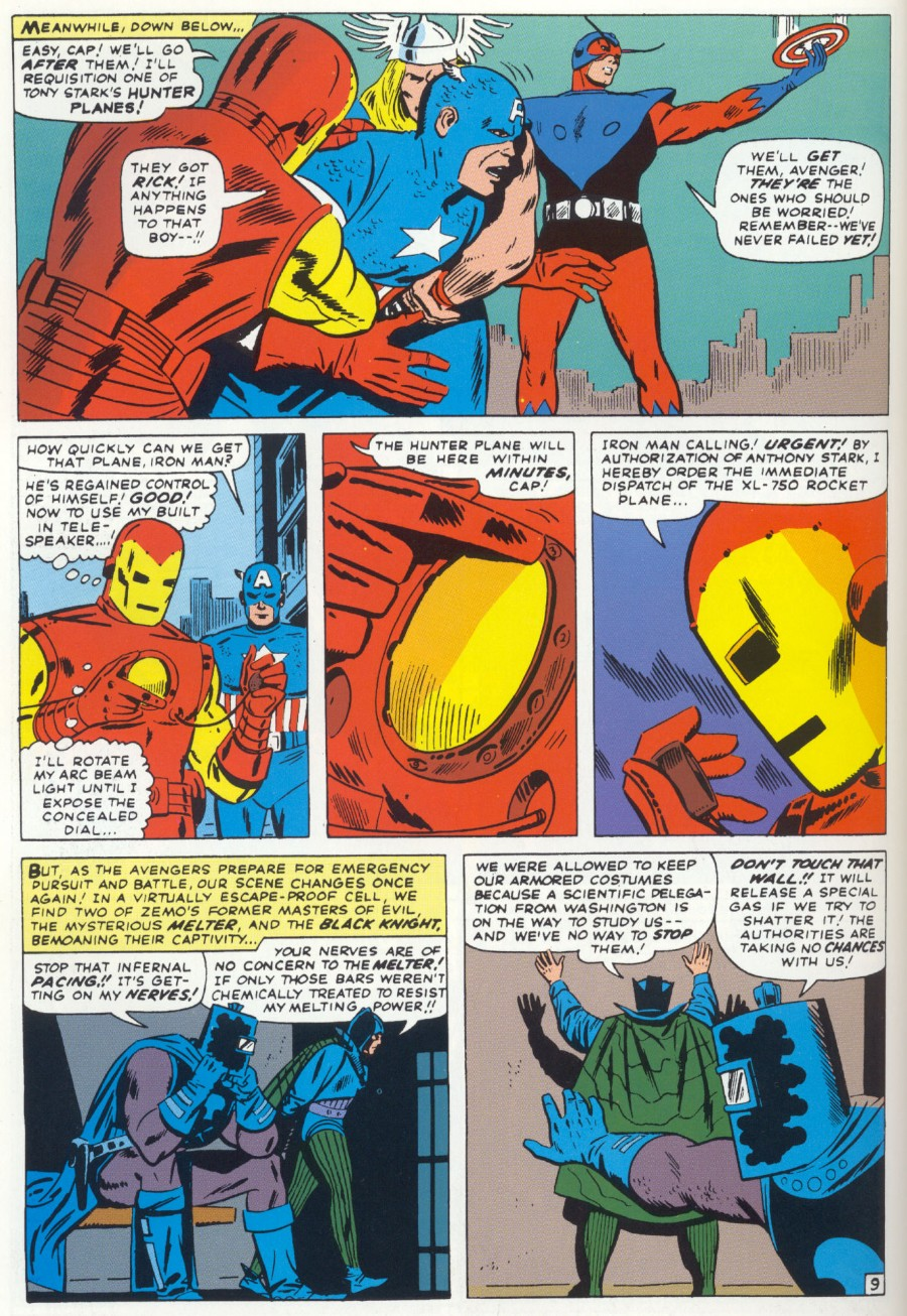 The Avengers (1963) 15 Page 9