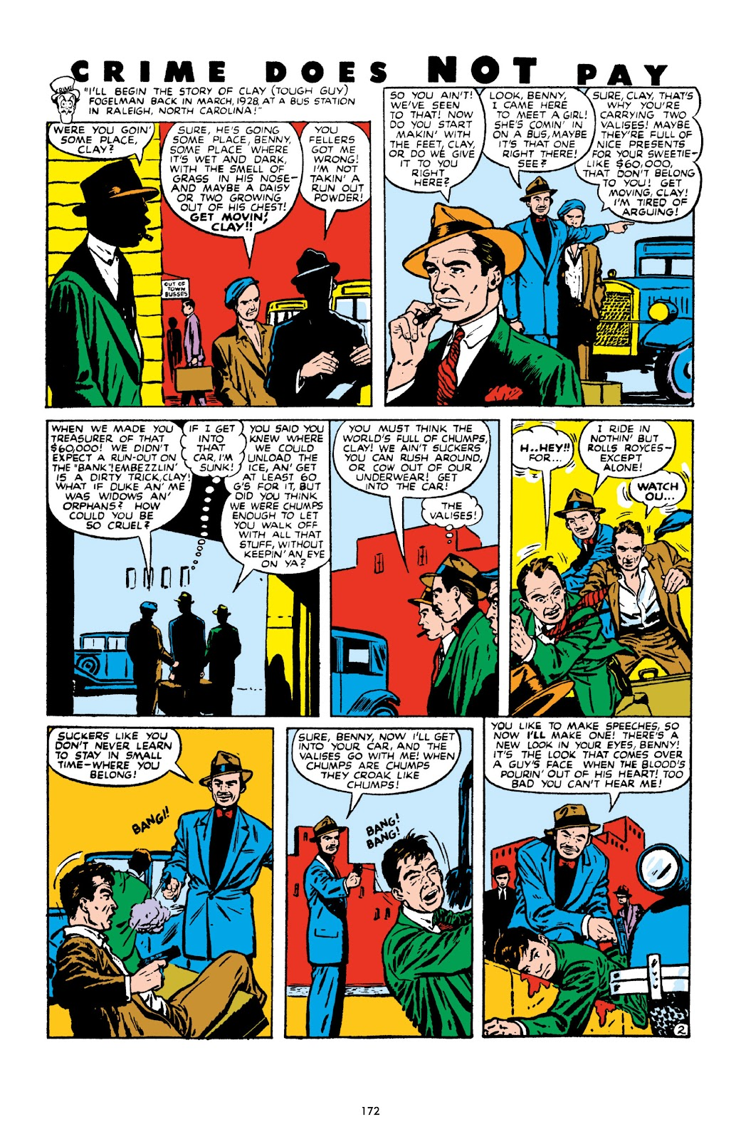 Read online Crime Does Not Pay Archives comic -  Issue # TPB 10 (Part 2) - 73