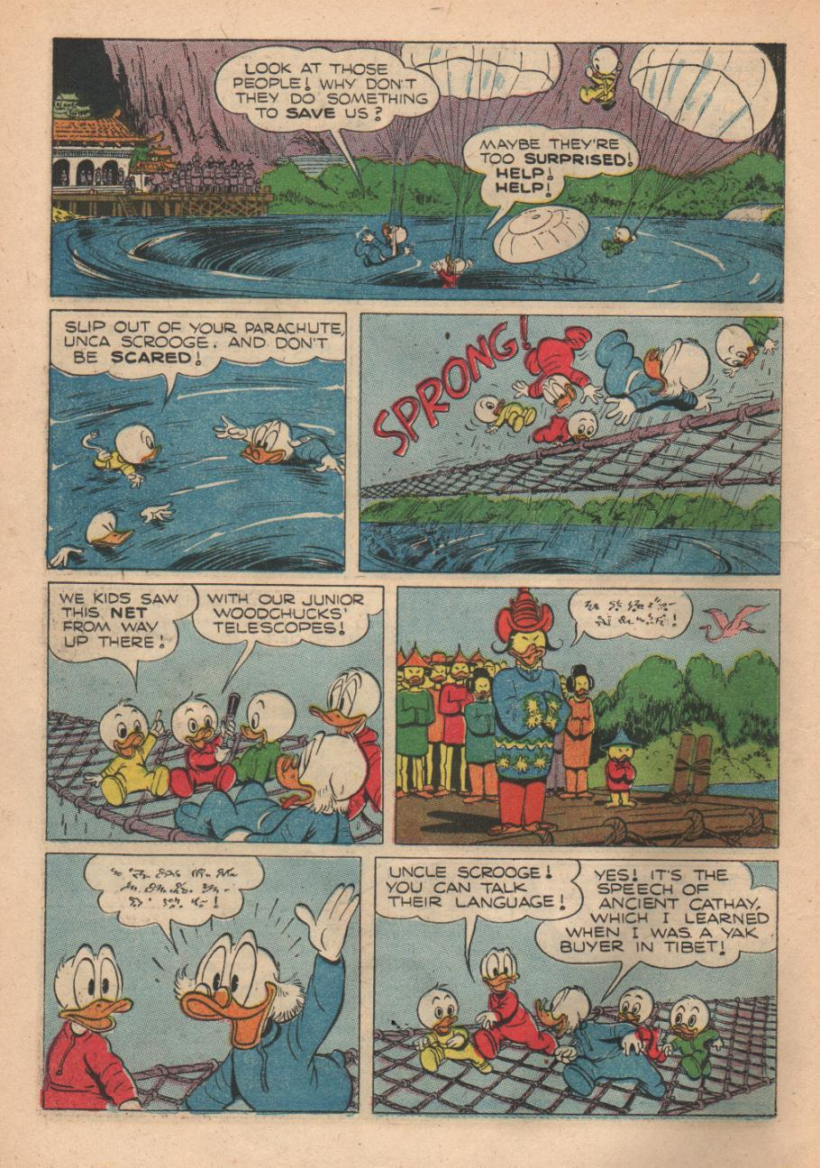 Read online Uncle Scrooge (1953) comic -  Issue #6 - 14