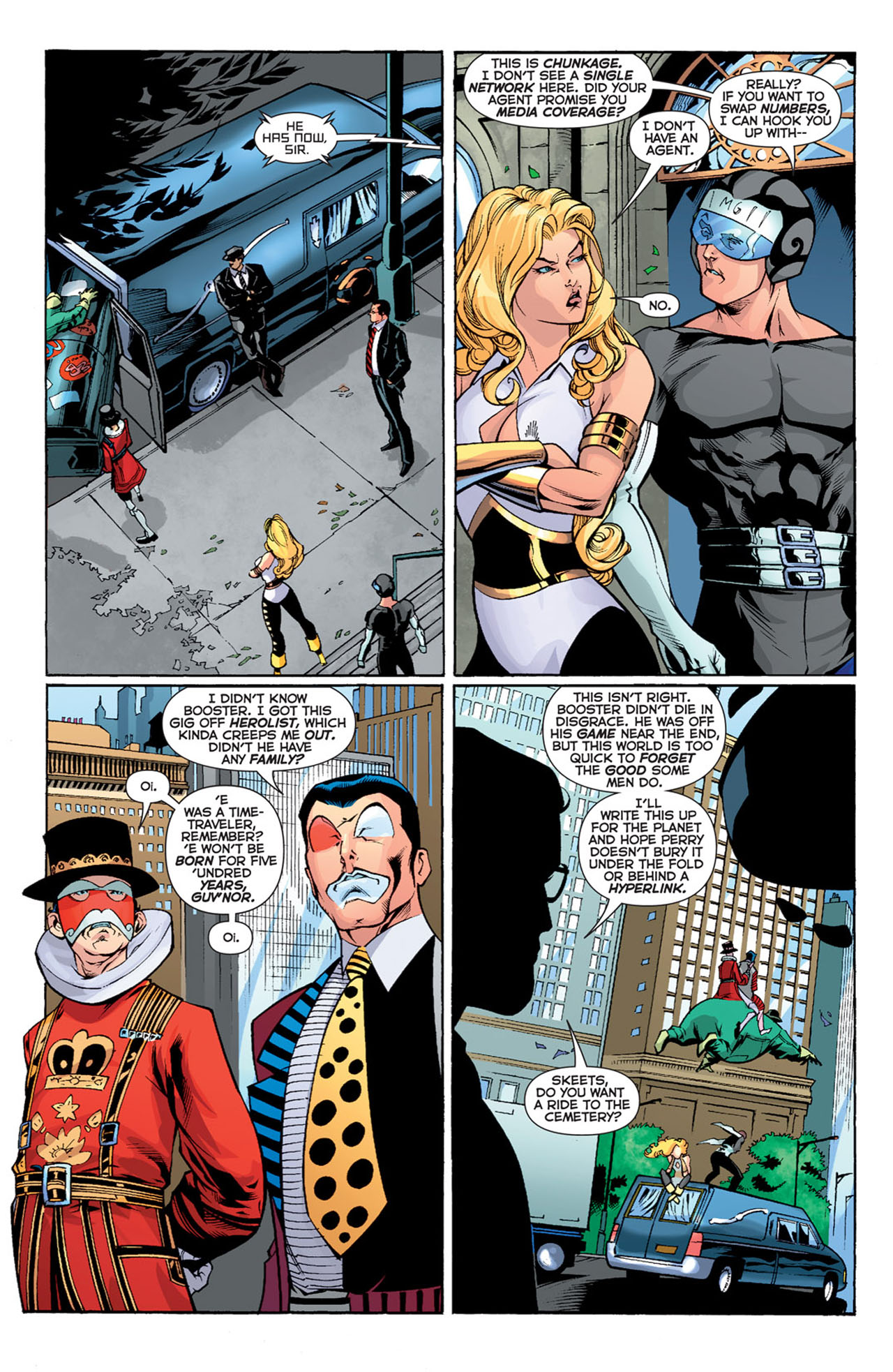 Read online 52 comic -  Issue #18 - 14