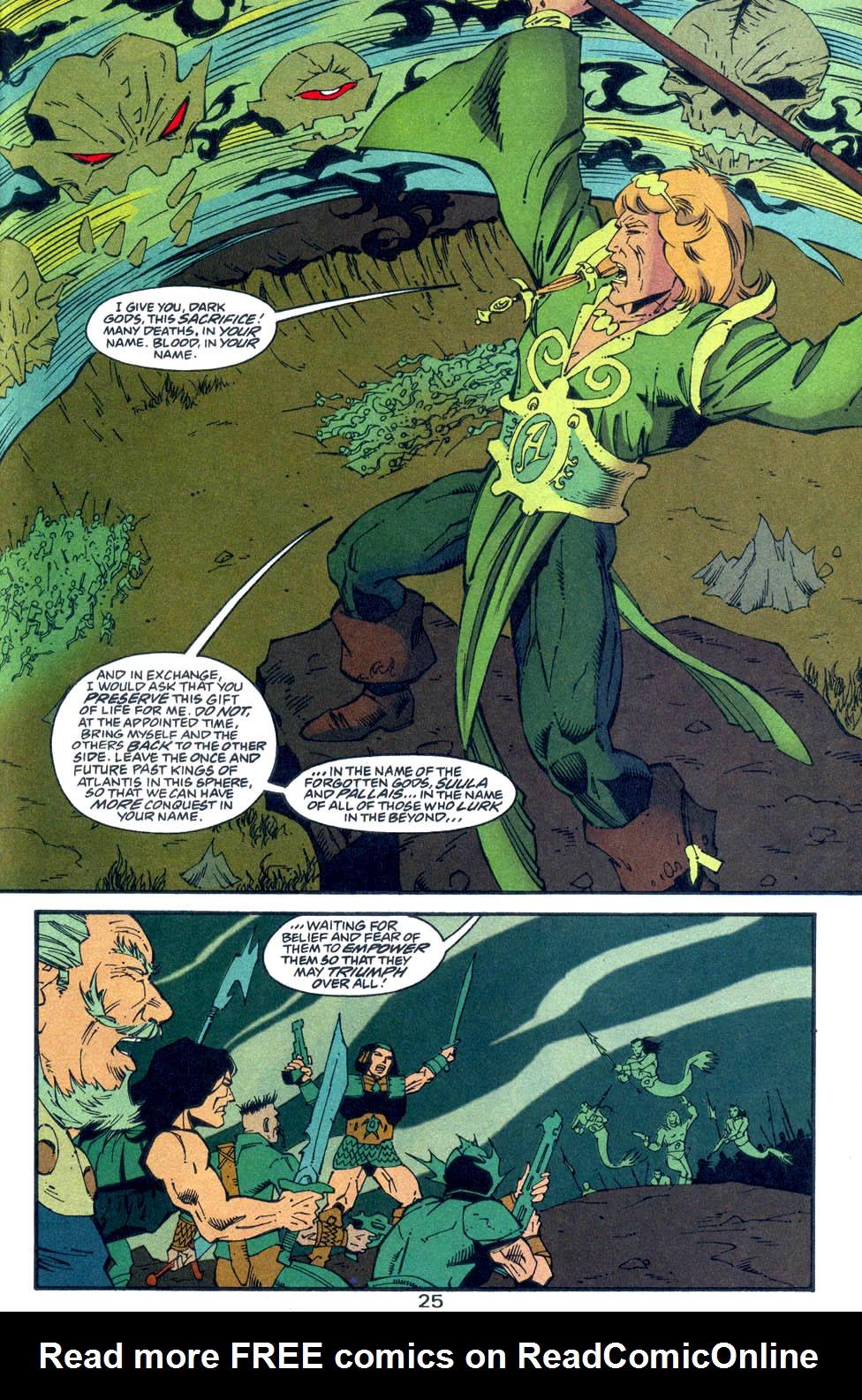 Read online Aquaman (1994) comic -  Issue #Aquaman (1994) _Annual 4 - 25