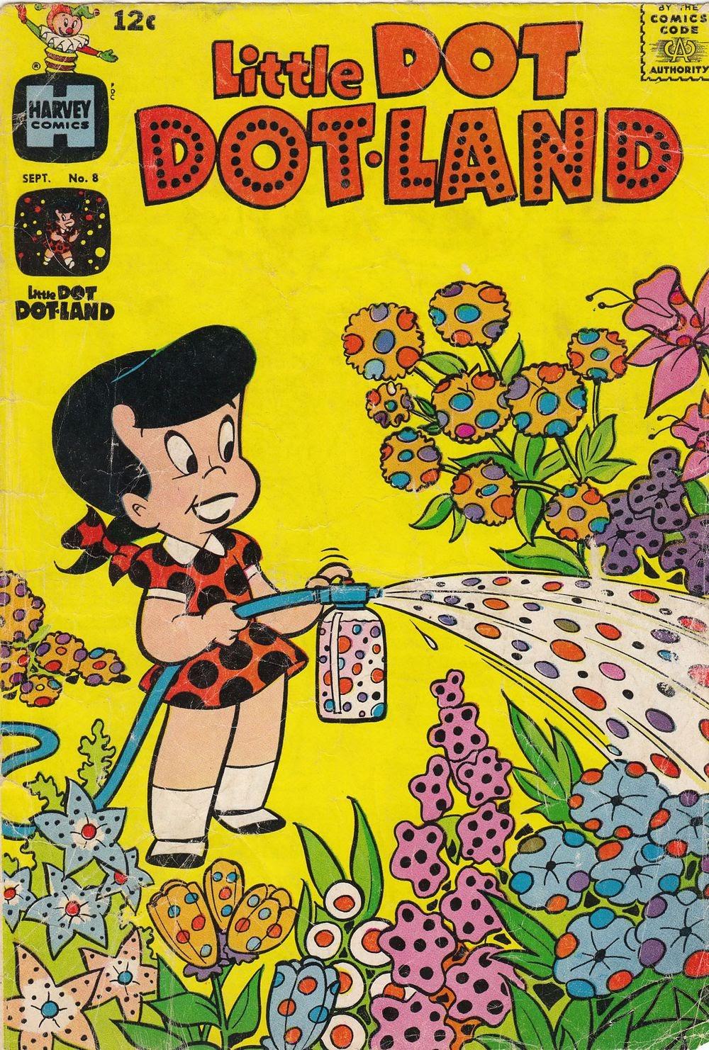 Little Dot Dotland 8 Page 1