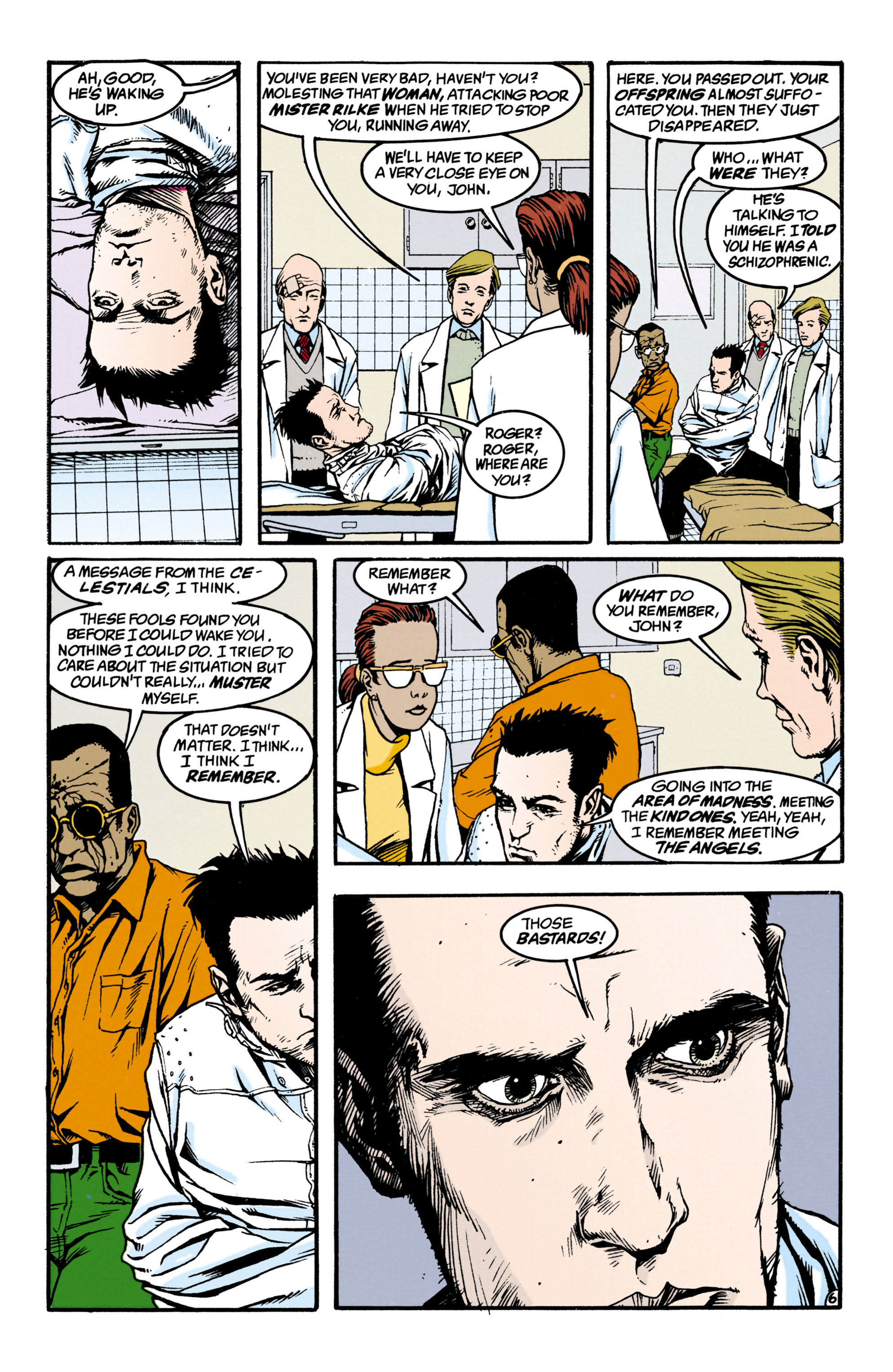 Read online Shade, the Changing Man comic -  Issue #34 - 6