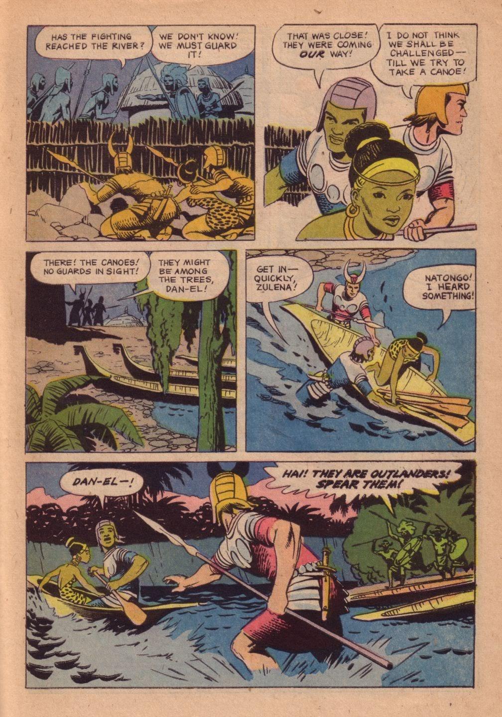 Tarzan (1948) issue 109 - Page 31