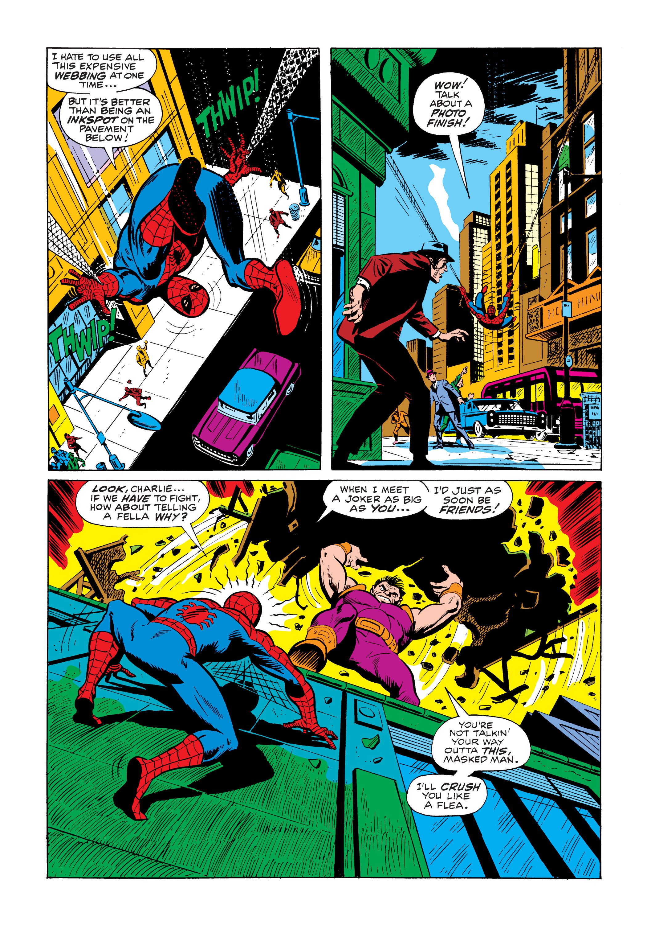 The Amazing Spider-Man (1963) 116 Page 5