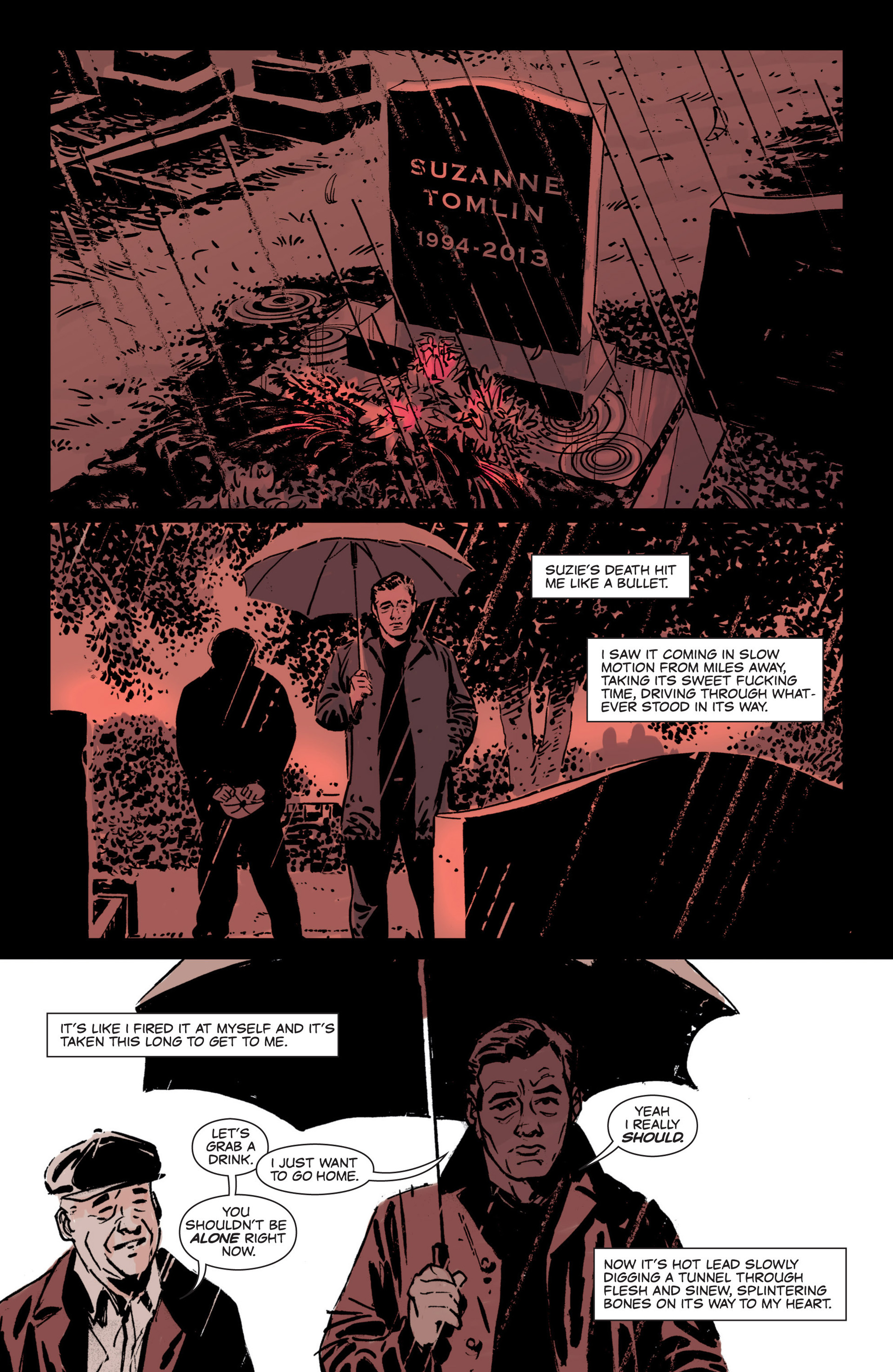 Read online Sex and Violence comic -  Issue # Full - 4