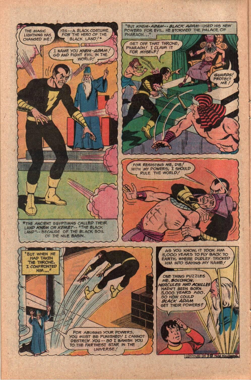 Read online Shazam! (1973) comic -  Issue #28 - 12