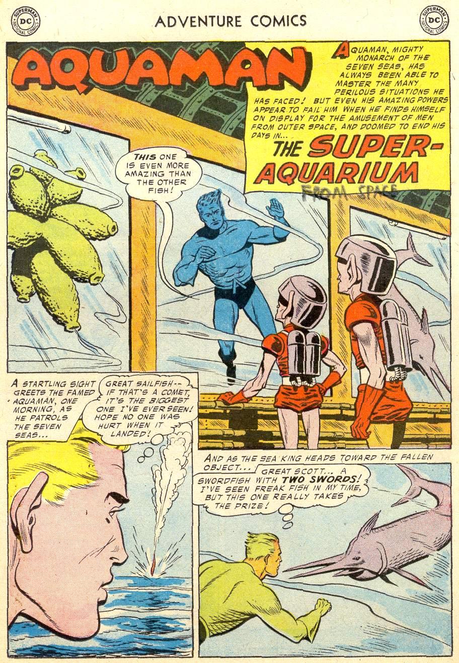 Read online Adventure Comics (1938) comic -  Issue #215 - 17