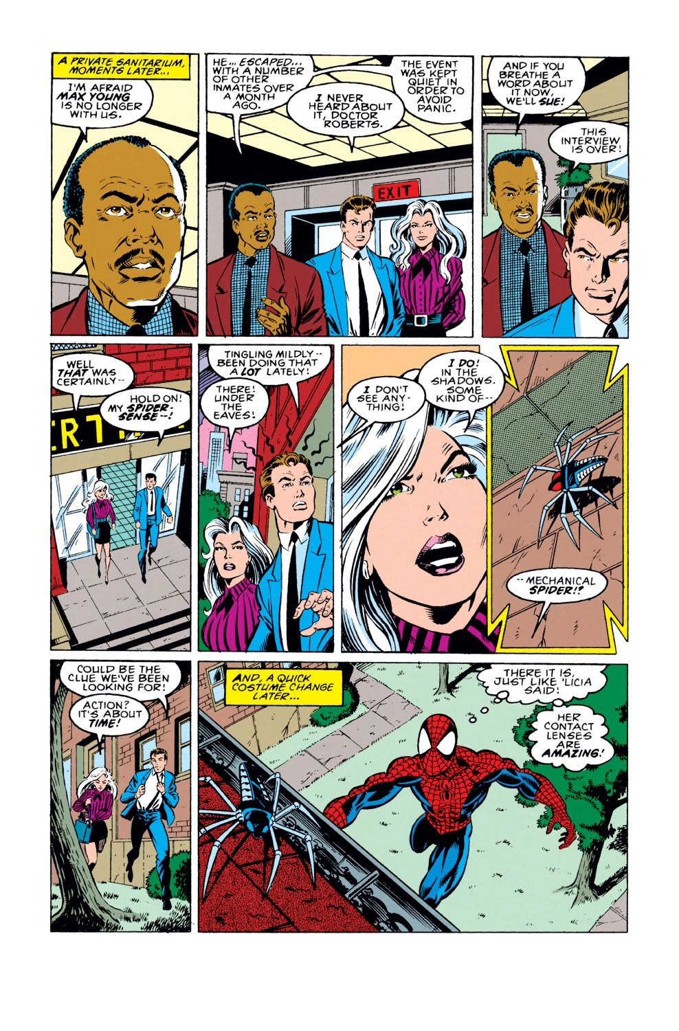The Amazing Spider-Man (1963) 371 Page 5