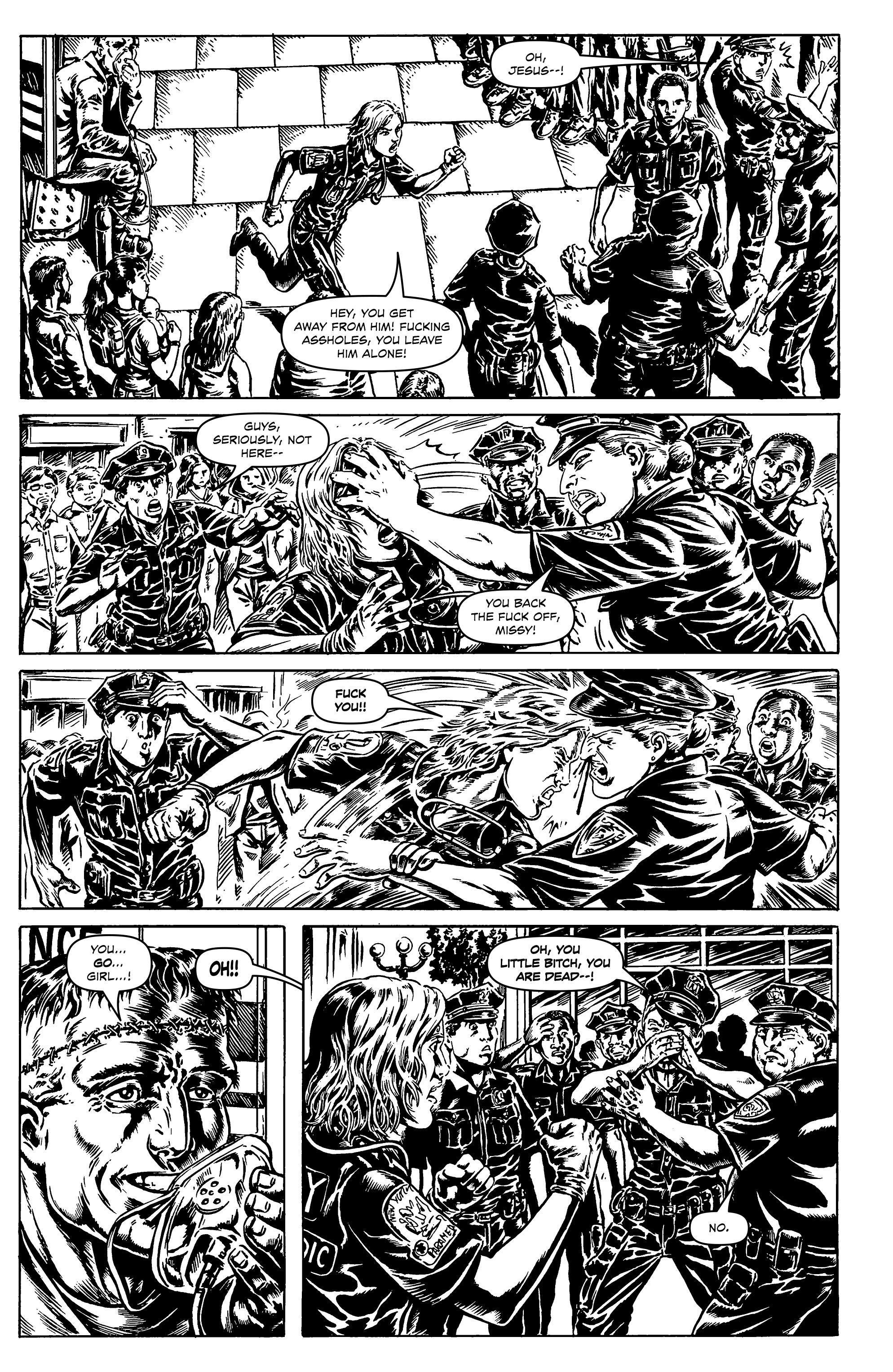 Read online Alan Moore's Cinema Purgatorio comic -  Issue #2 - 20
