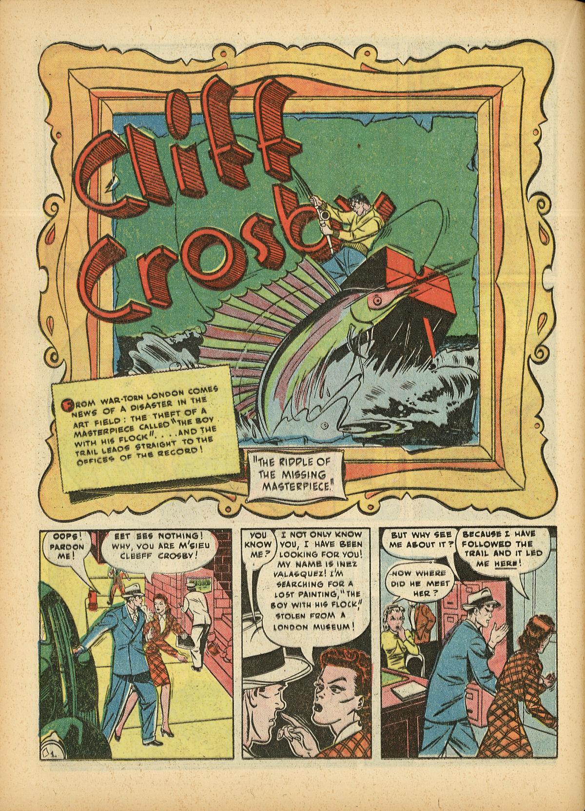 Read online Detective Comics (1937) comic -  Issue #55 - 44