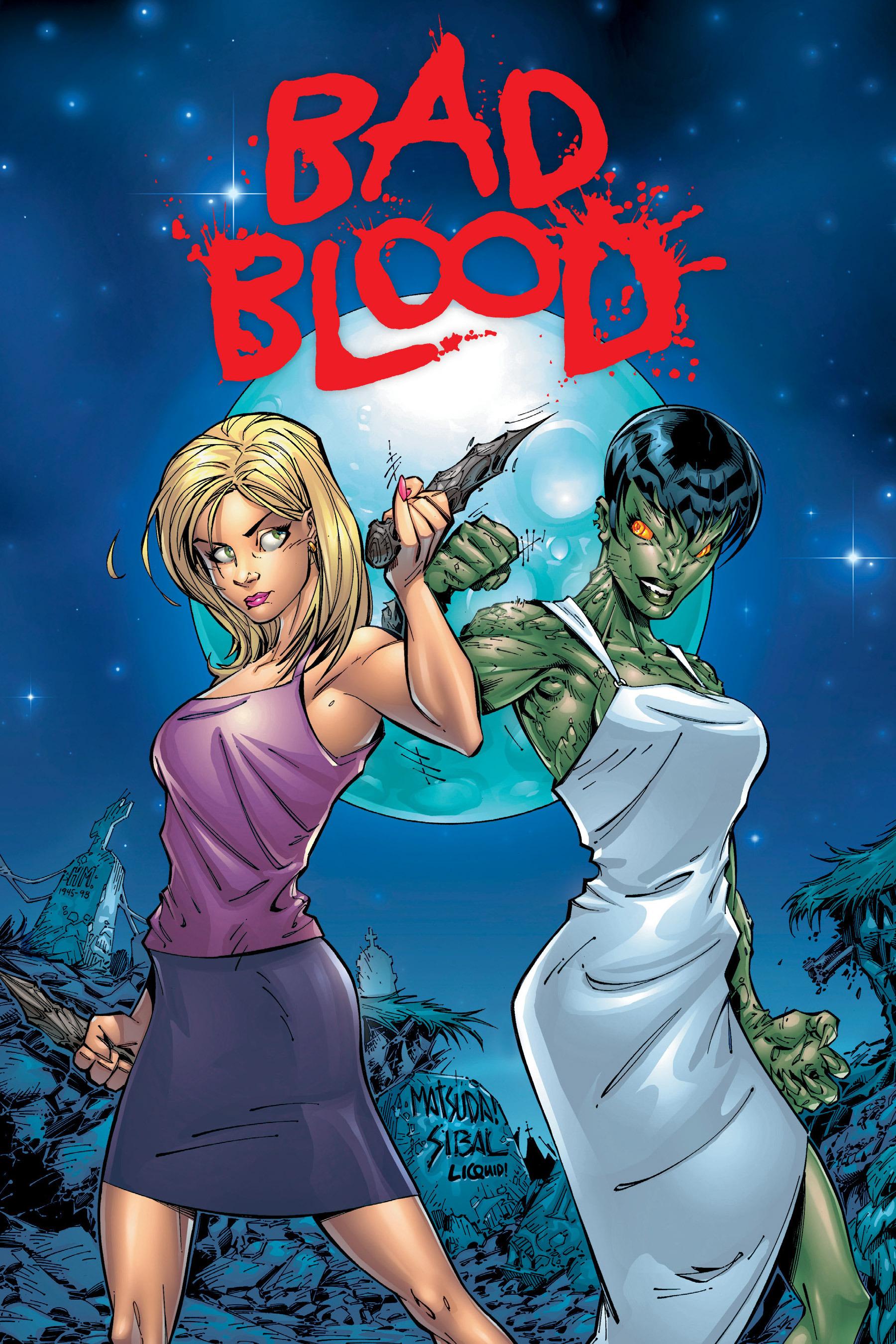 Read online Buffy the Vampire Slayer: Omnibus comic -  Issue # TPB 4 - 8