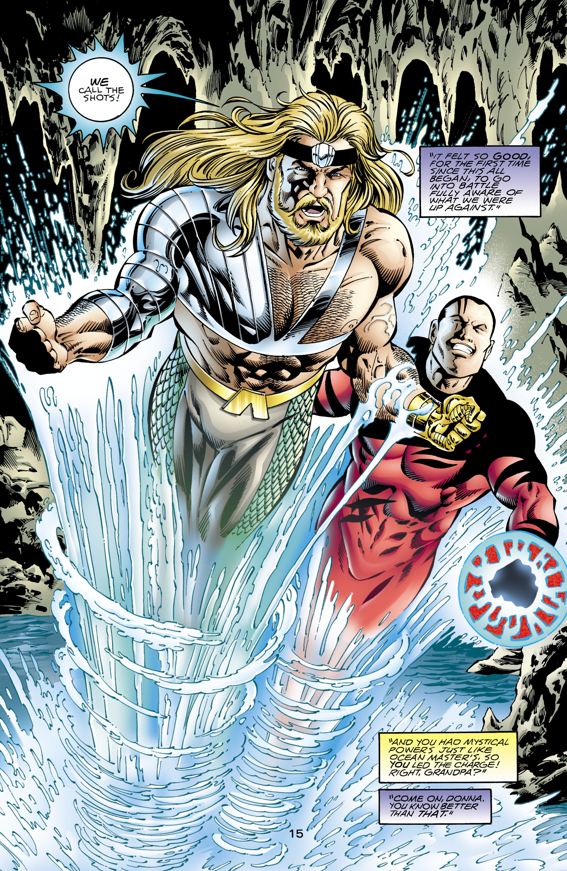 Read online Aquaman (1994) comic -  Issue #67 - 15