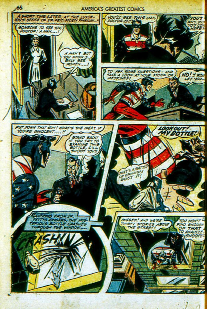 Read online America's Greatest Comics comic -  Issue #4 - 67