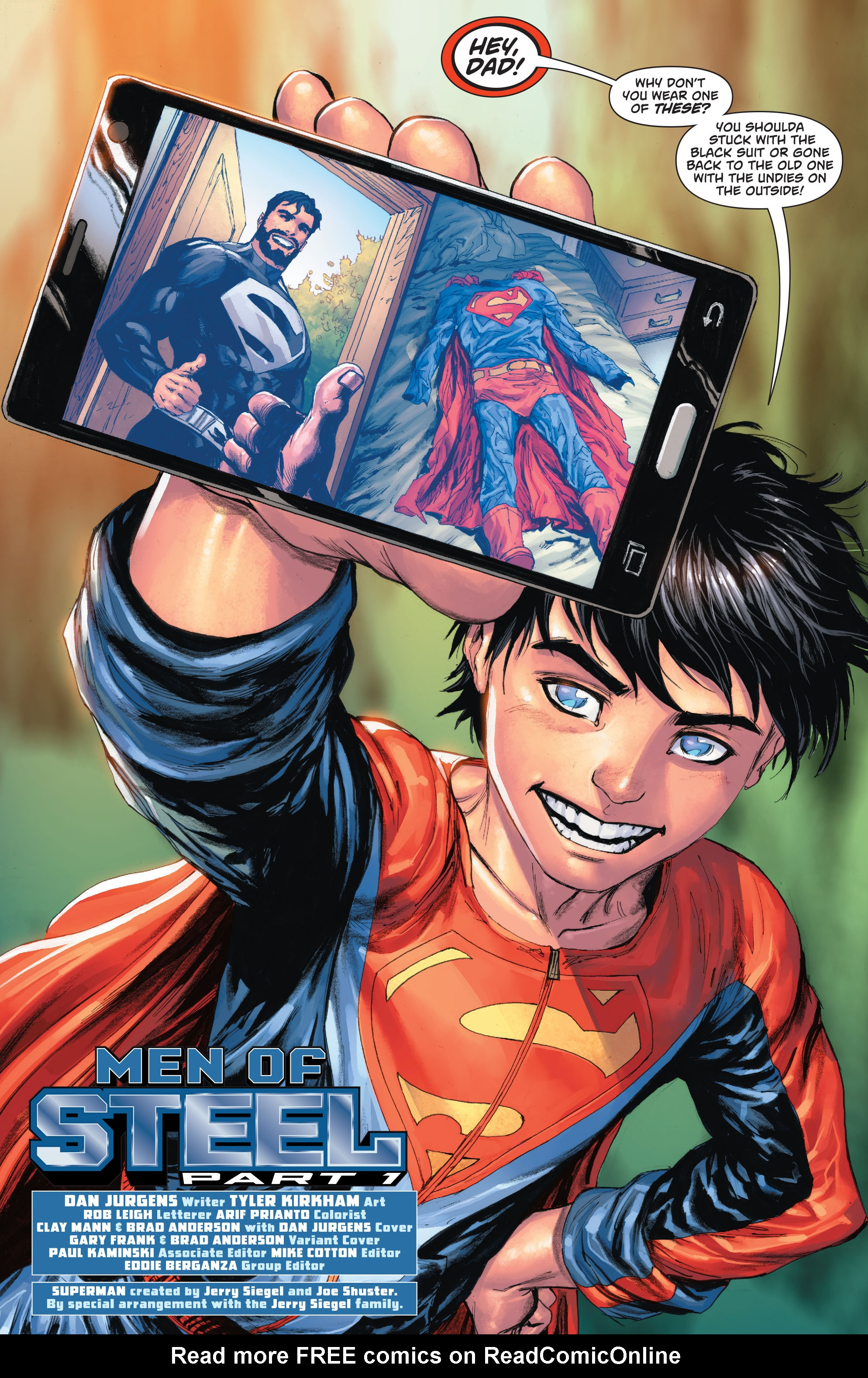 Read online Action Comics (2016) comic -  Issue #967 - 7