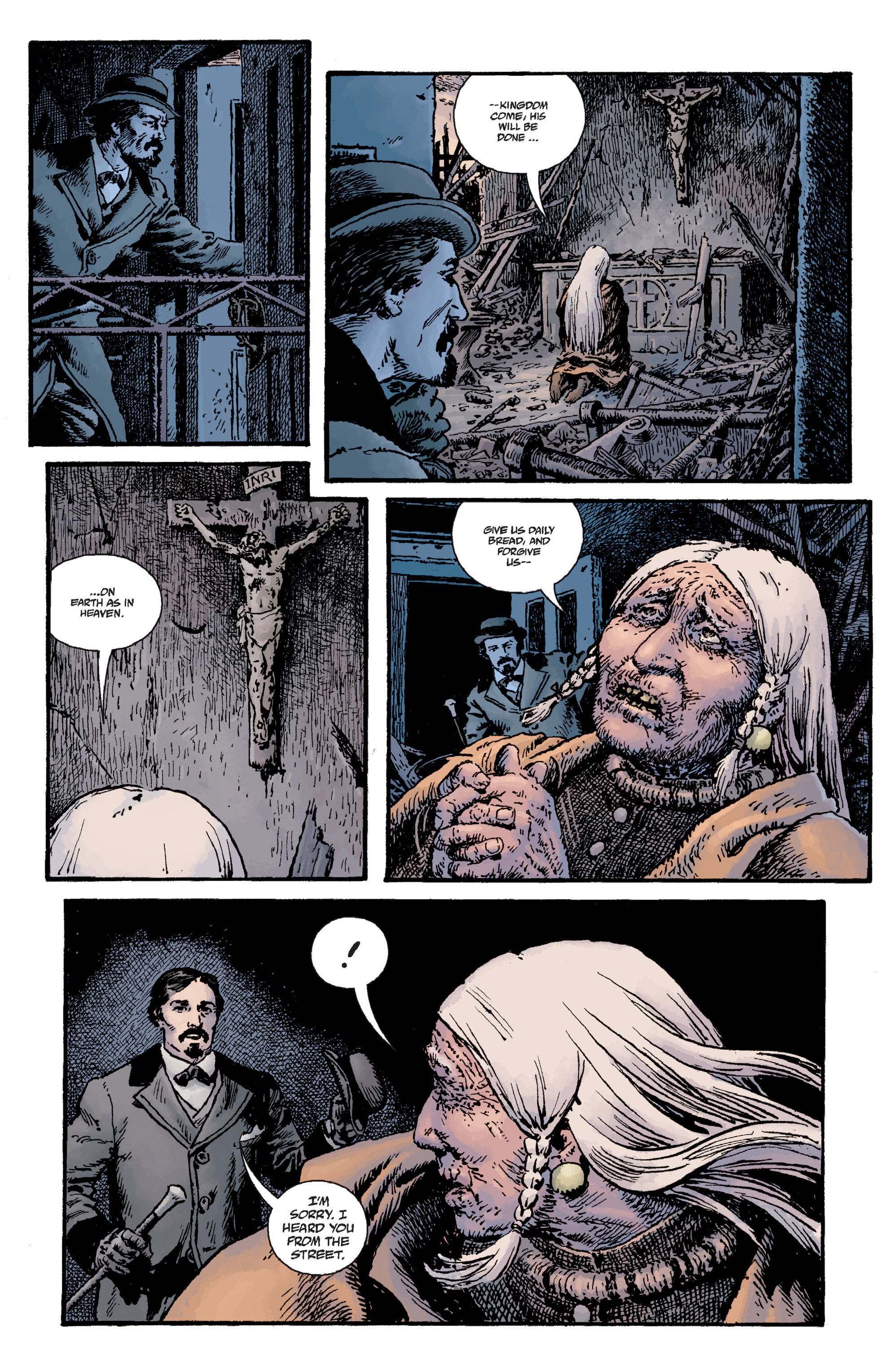 Read online Sir Edward Grey, Witchfinder: Lost and Gone Forever comic -  Issue # TPB - 12