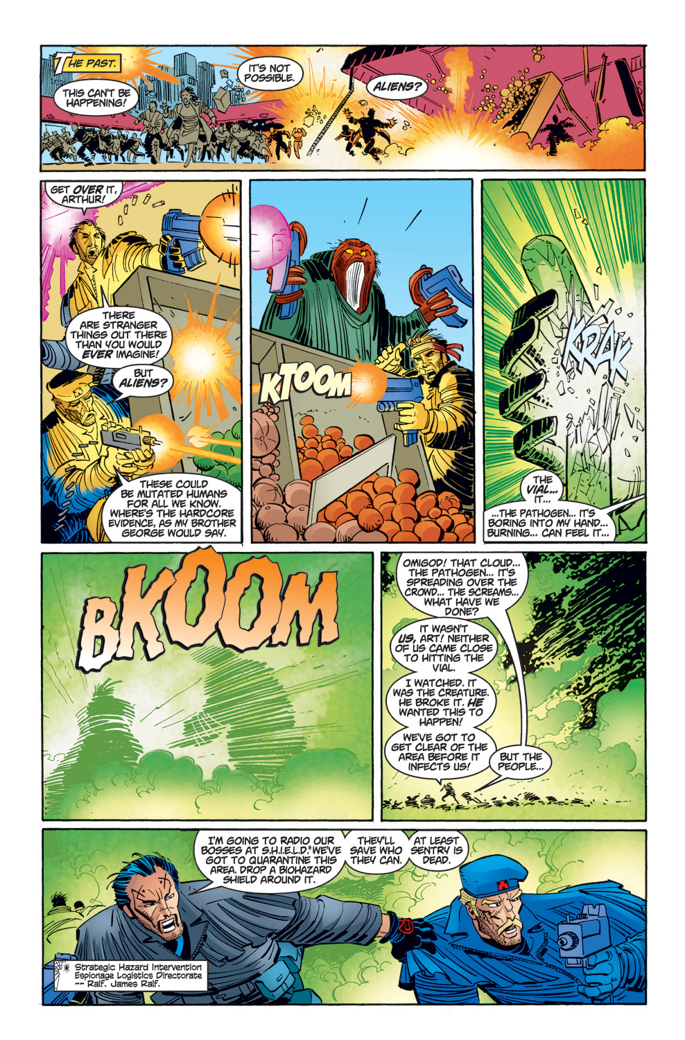 The Amazing Spider-Man (1999) 23 Page 21