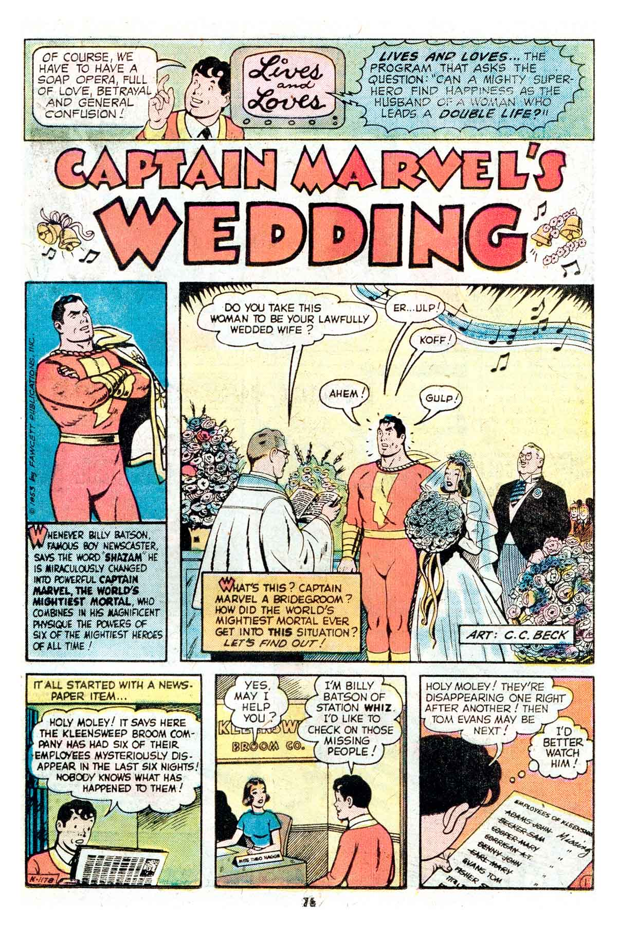 Read online Shazam! (1973) comic -  Issue #17 - 75