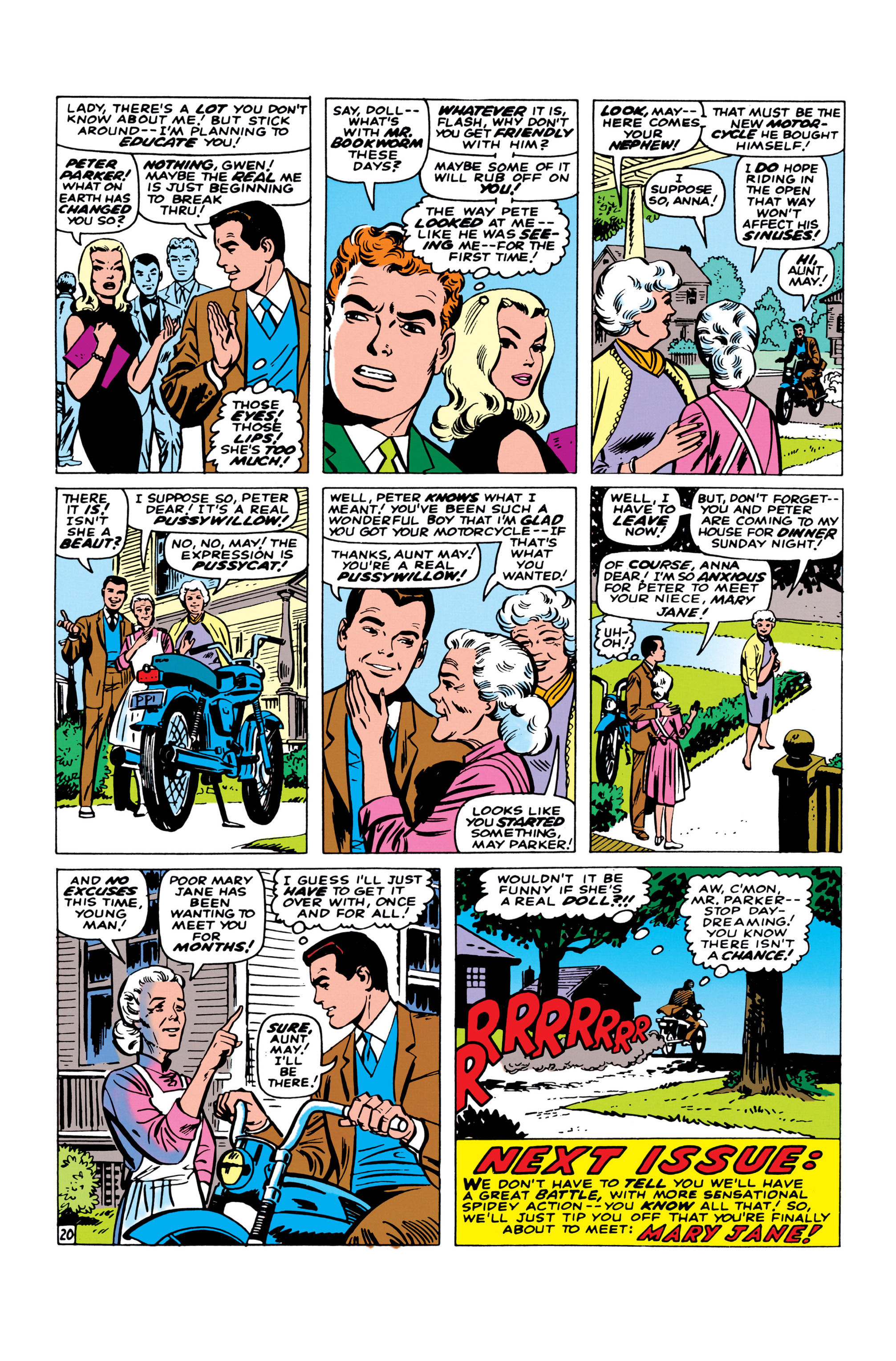 The Amazing Spider-Man (1963) 41 Page 20