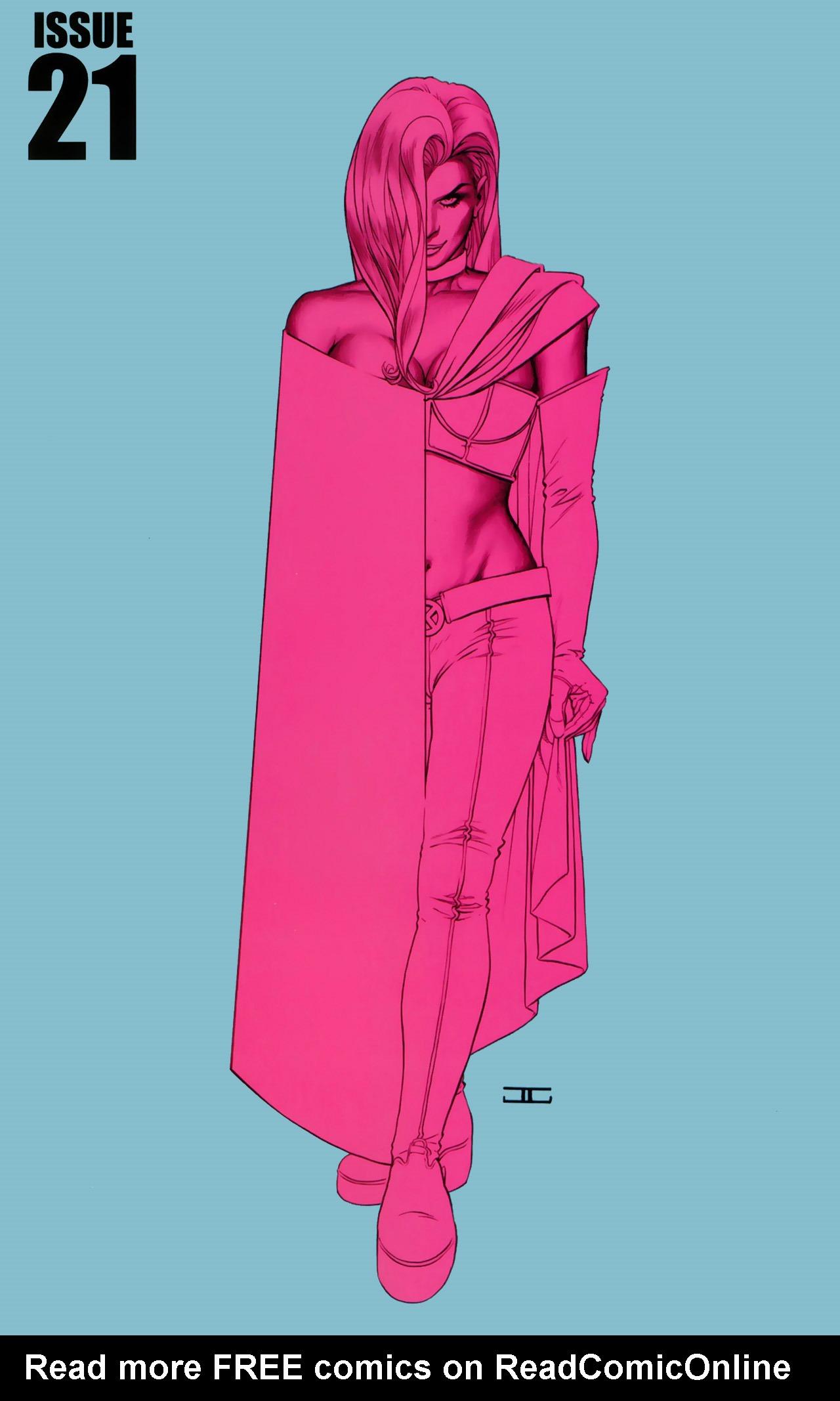 Read online Giant-Size Astonishing X-Men comic -  Issue # Full - 51