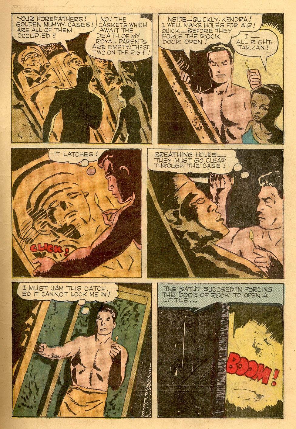 Tarzan (1948) issue 119 - Page 11