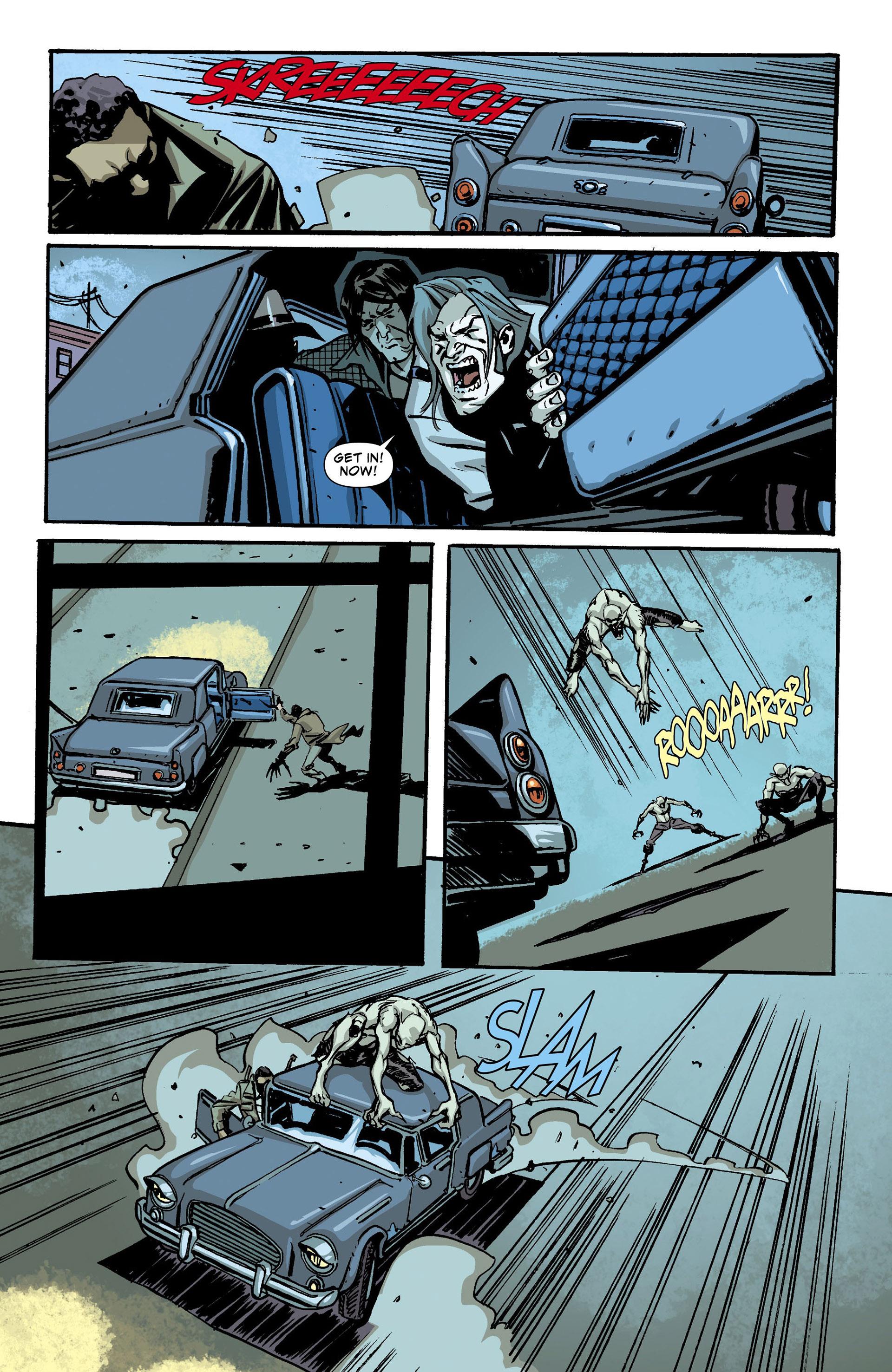 Read online American Vampire comic -  Issue #27 - 5