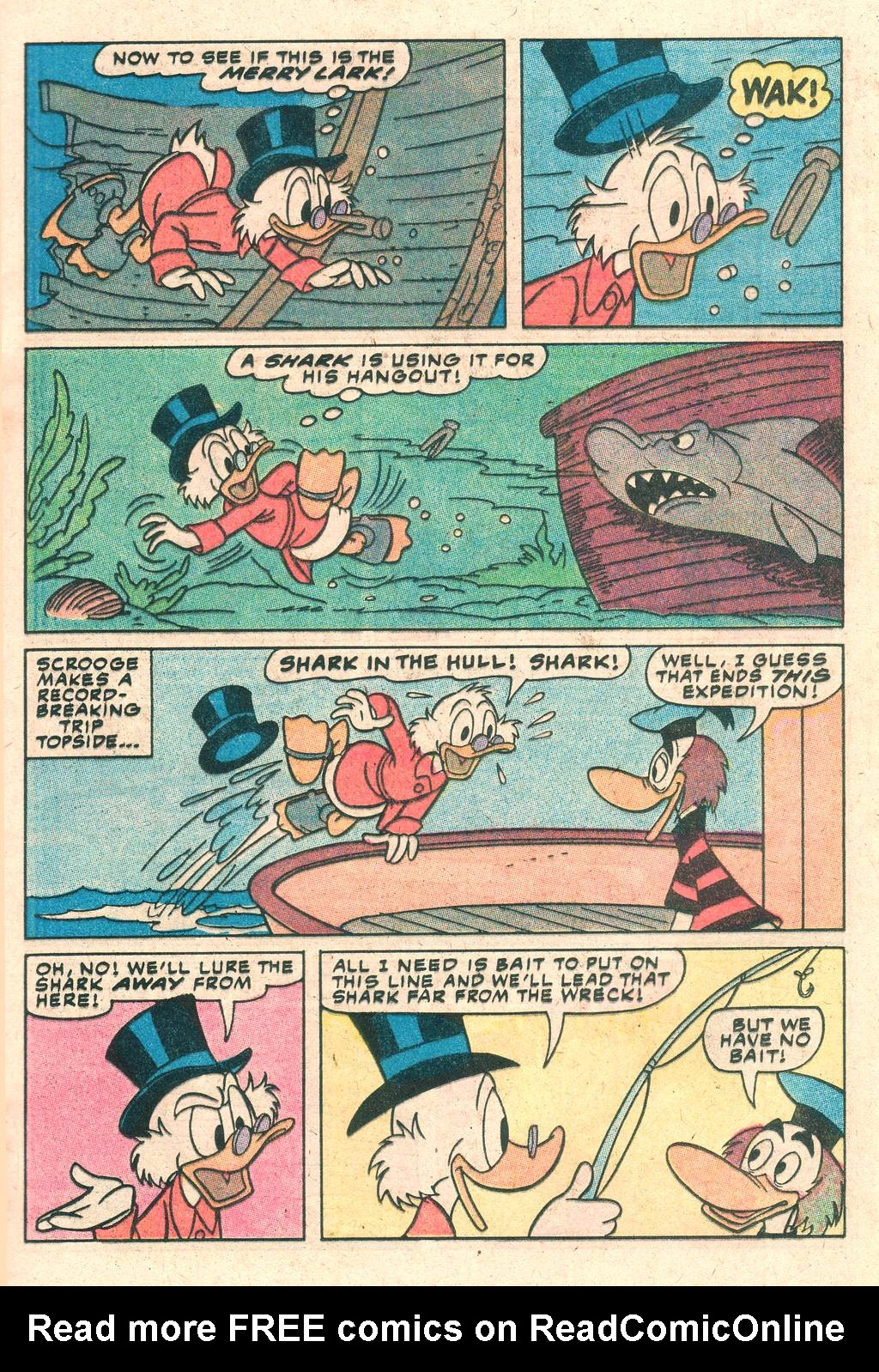 Read online Uncle Scrooge (1953) comic -  Issue #198 - 17