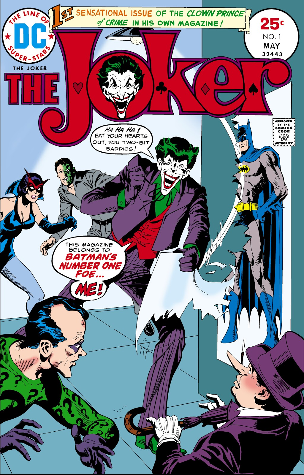 The Joker issue 1 - Page 1
