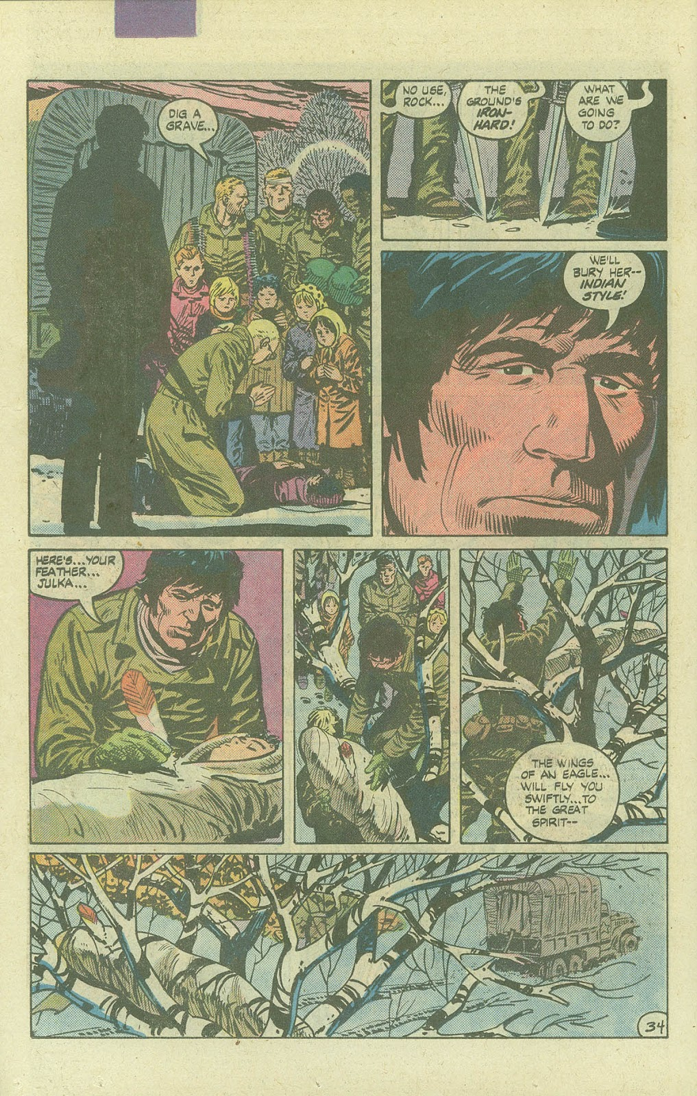 Sgt. Rock issue Annual 3 - Page 41