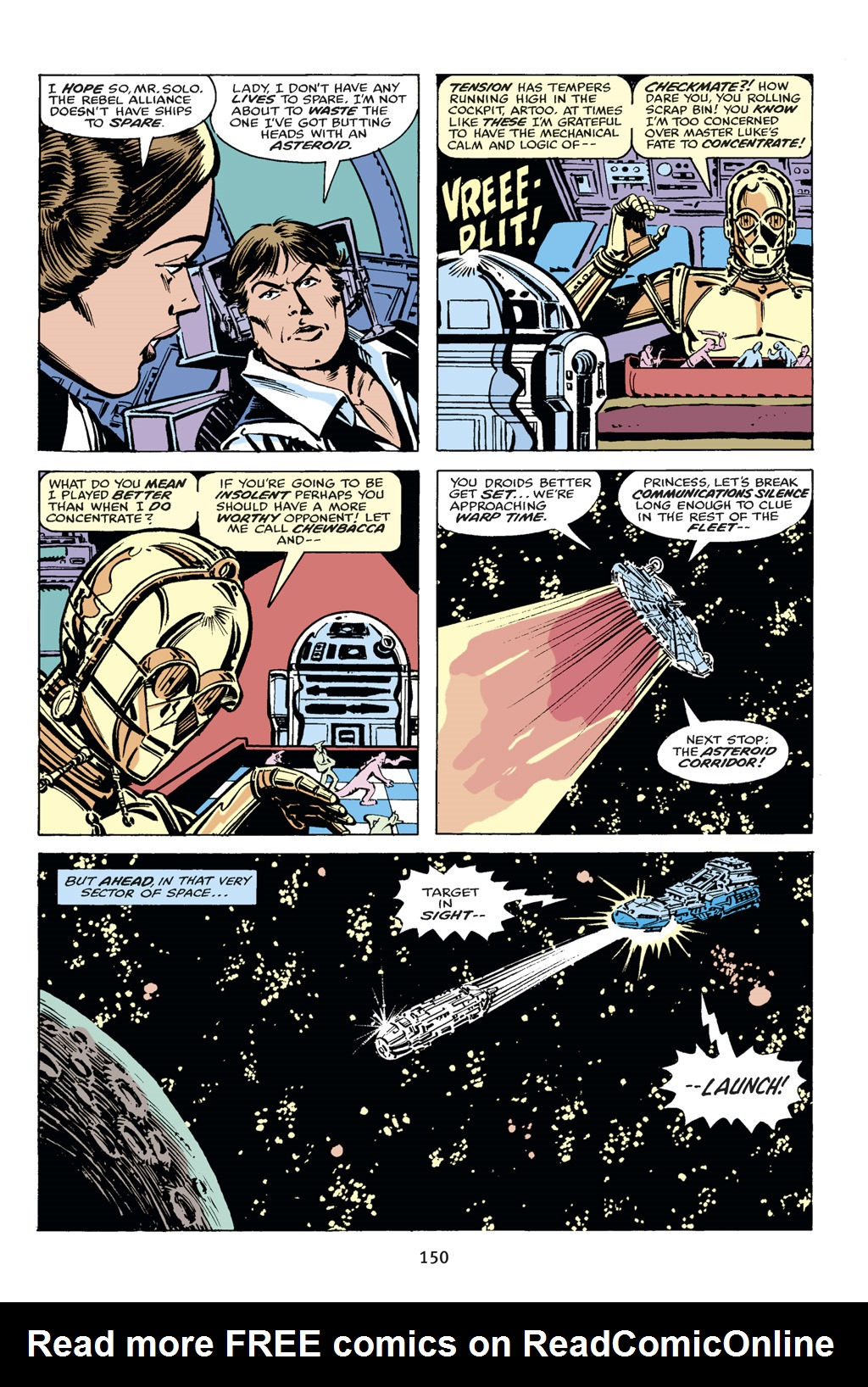 Read online Star Wars Omnibus comic -  Issue # Vol. 14 - 149