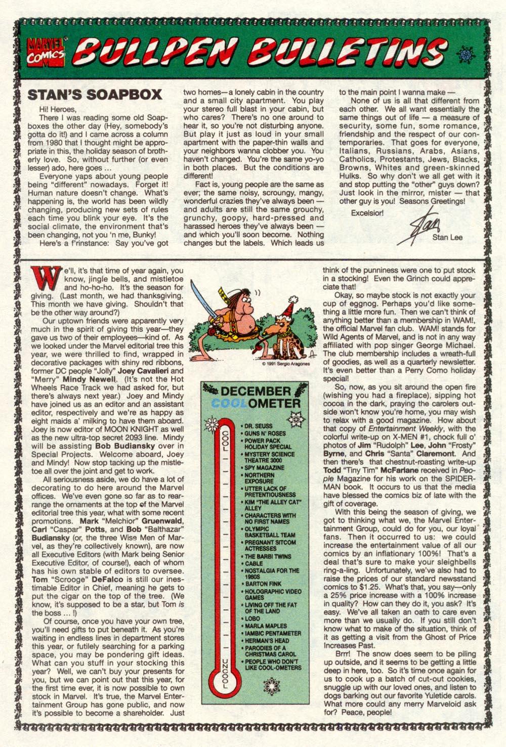 Read online Sergio Aragonés Groo the Wanderer comic -  Issue #86 - 21
