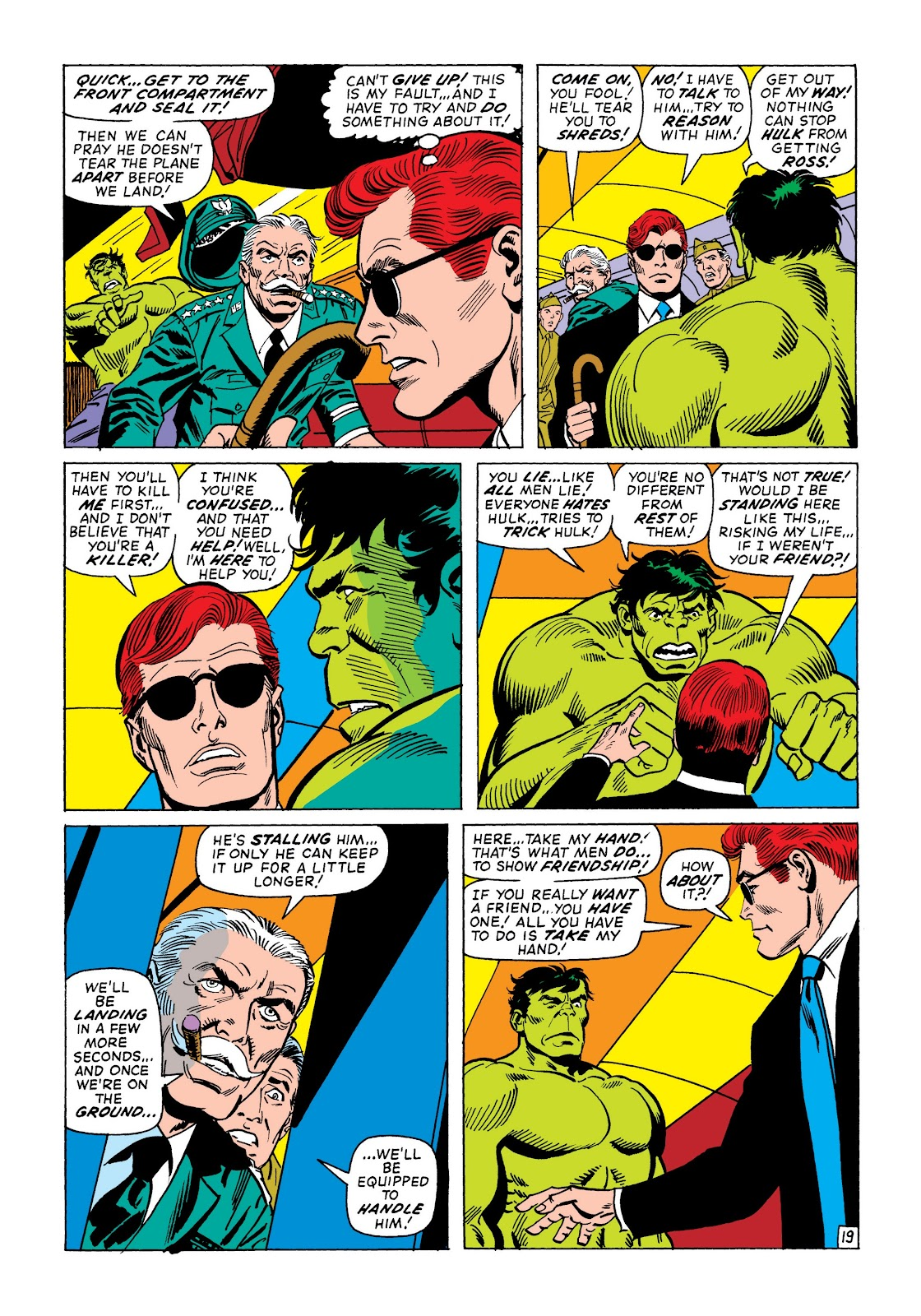 Read online Marvel Masterworks: The Incredible Hulk comic -  Issue # TPB 8 (Part 2) - 93