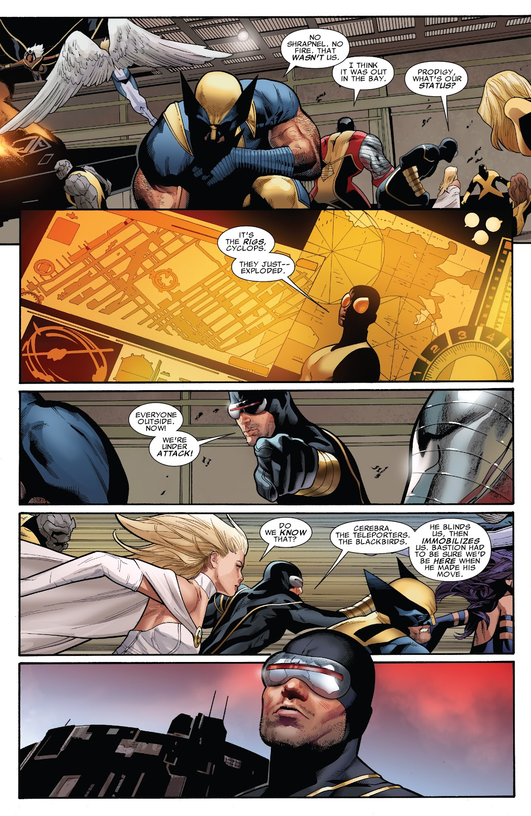 Read online X-Men: Second Coming comic -  Issue # _TPB (Part 2) - 86