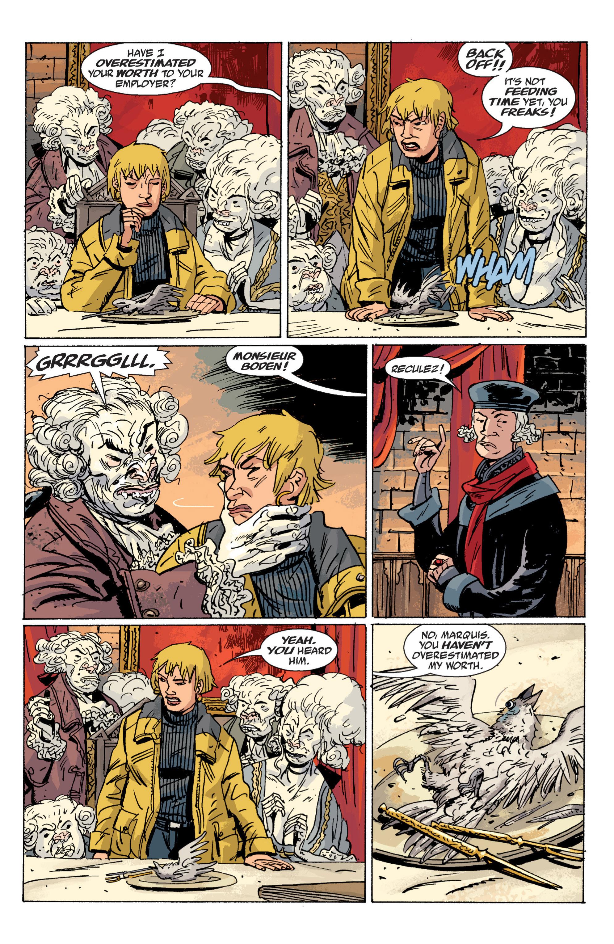 Read online B.P.R.D. (2003) comic -  Issue # TPB 6 - 116