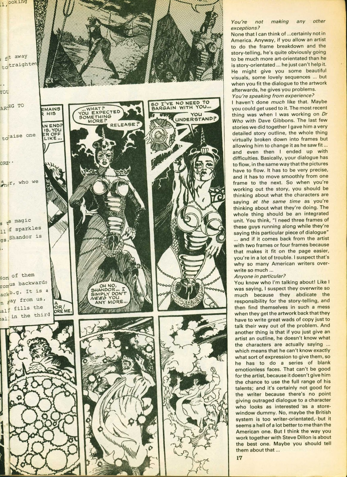 Warrior Issue #15 #16 - English 17