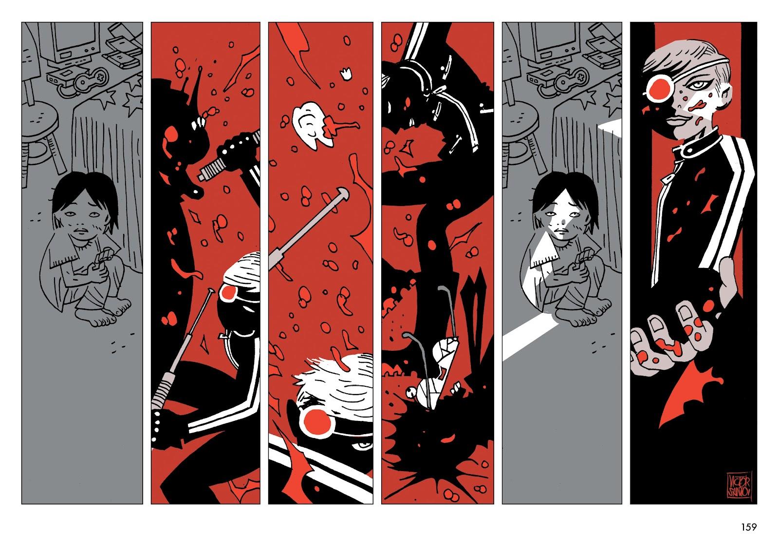 Read online Polar comic -  Issue # TPB The Kaiser Falls (Part 2) - 60