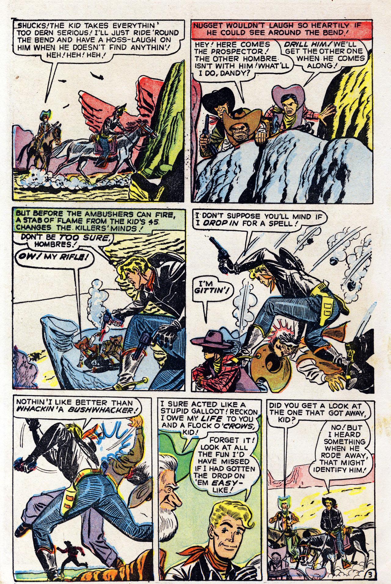 Read online Two-Gun Kid comic -  Issue #6 - 10