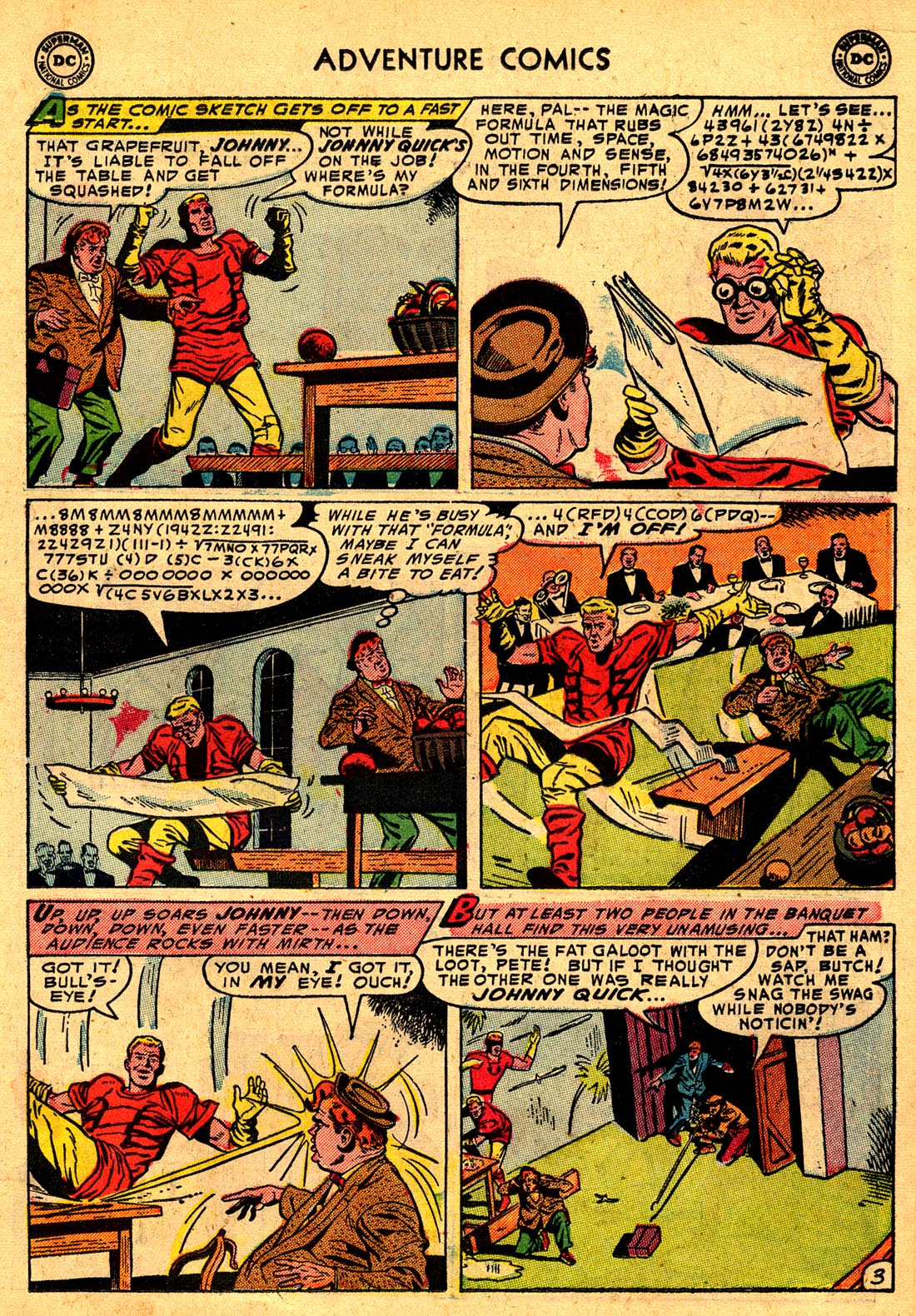 Read online Adventure Comics (1938) comic -  Issue #204 - 27