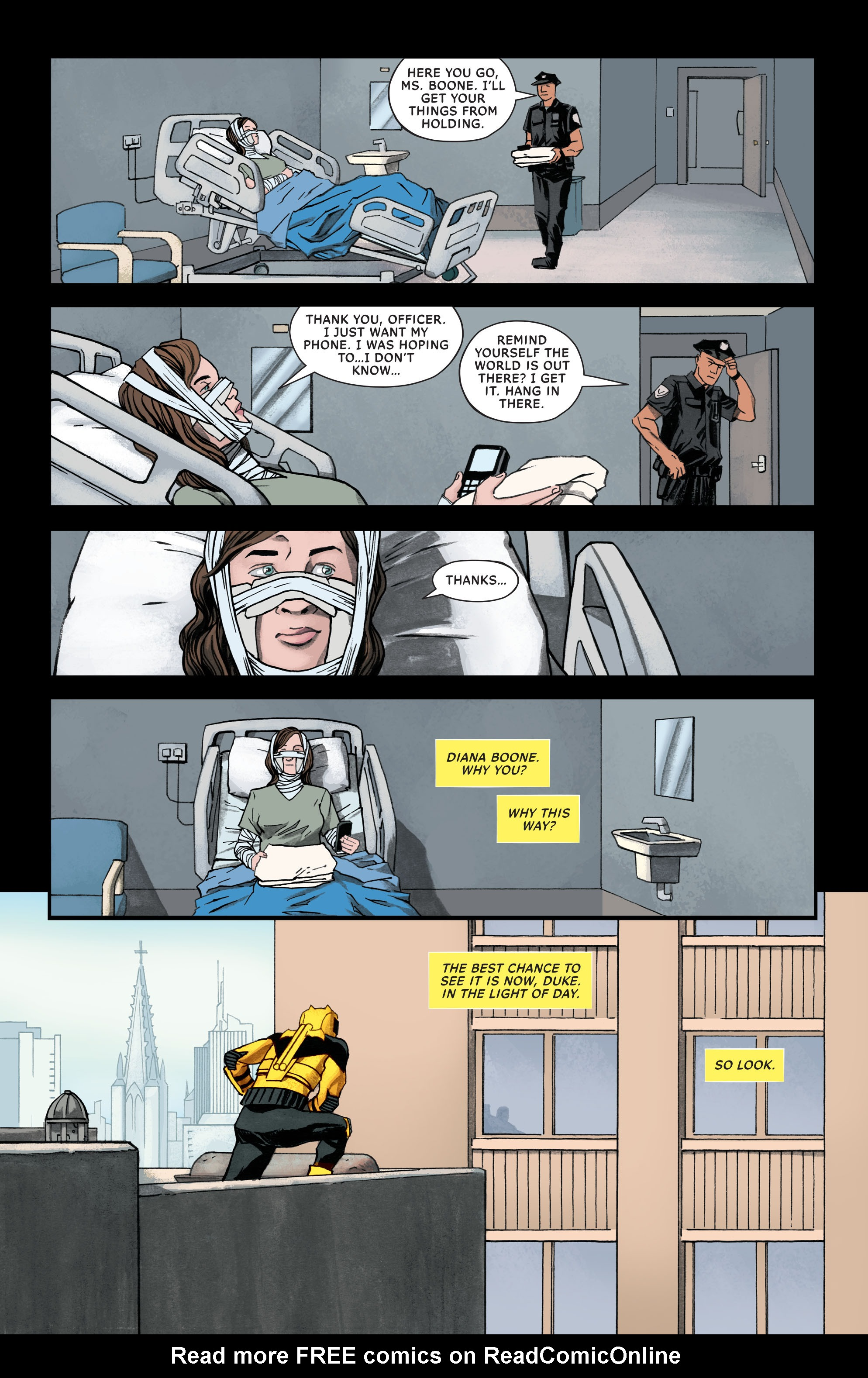 Read online All-Star Batman comic -  Issue #3 - 31