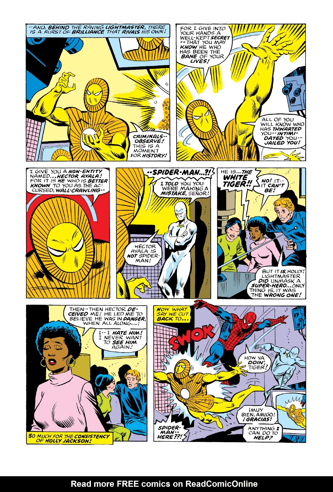 Read online Marvel Masterworks: The Spectacular Spider-Man comic -  Issue # TPB 2 (Part 1) - 95