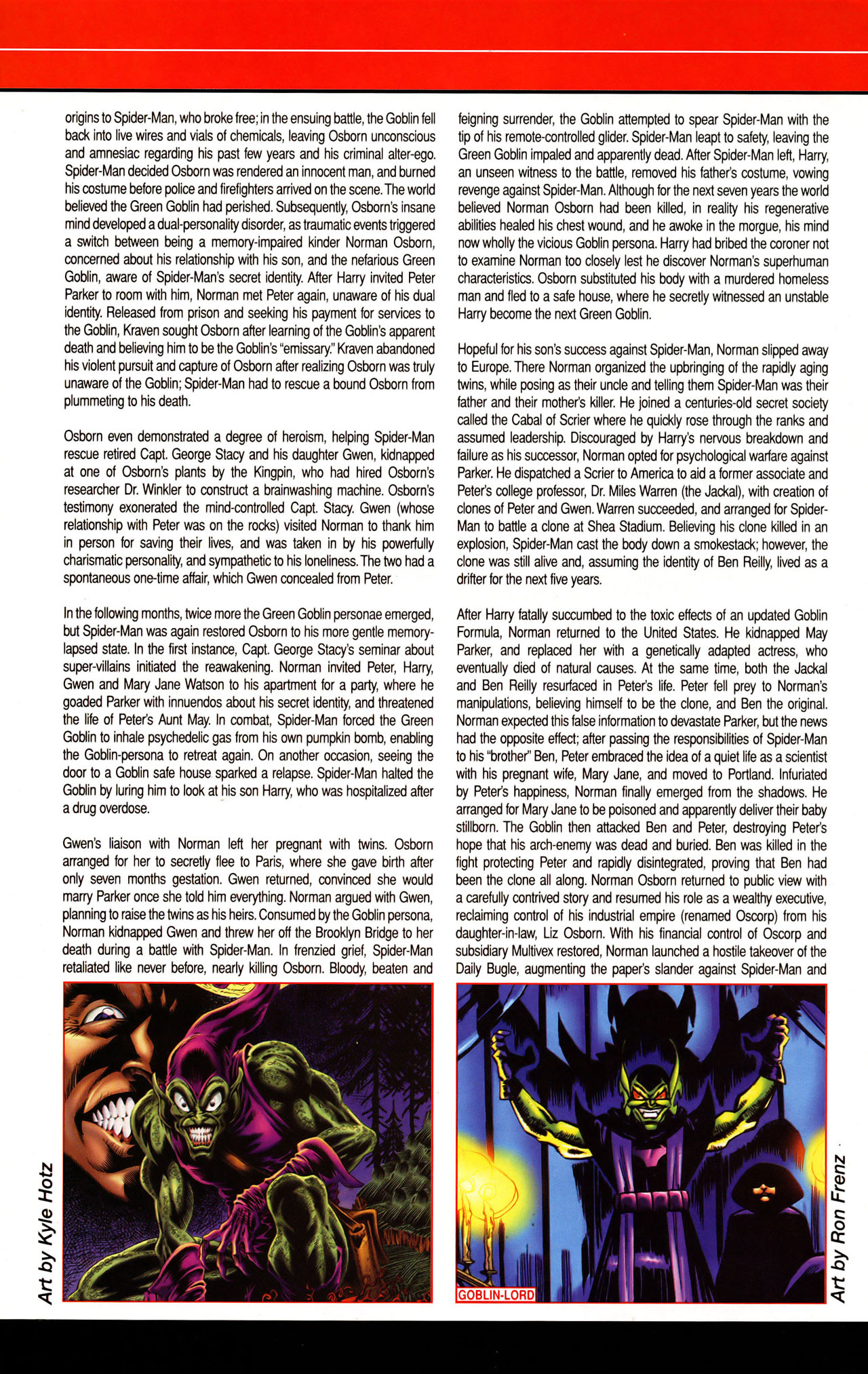 Read online All-New Official Handbook of the Marvel Universe A to Z: Update comic -  Issue #1 - 39